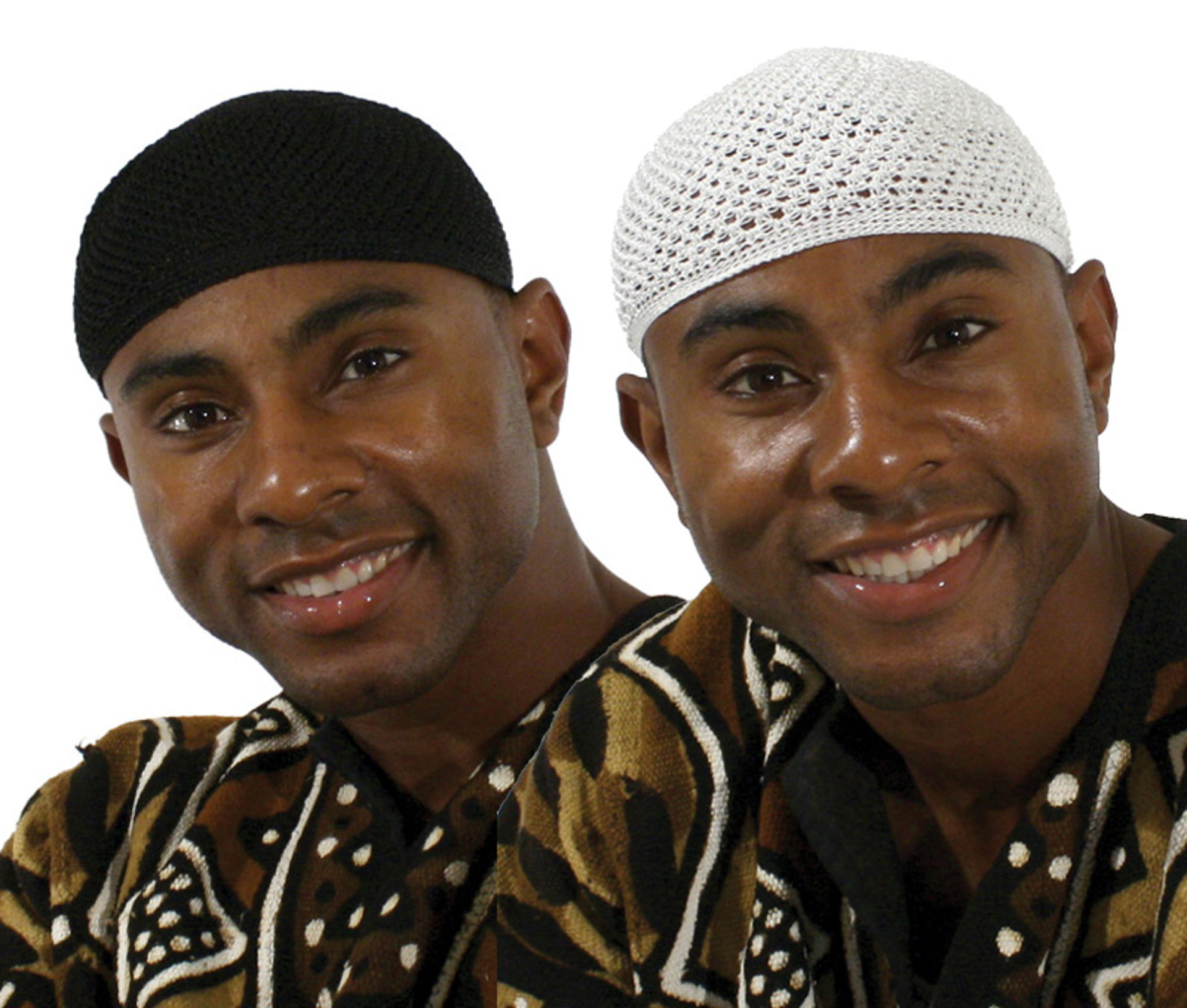 Picture of Men's Knitted Kufi Cap