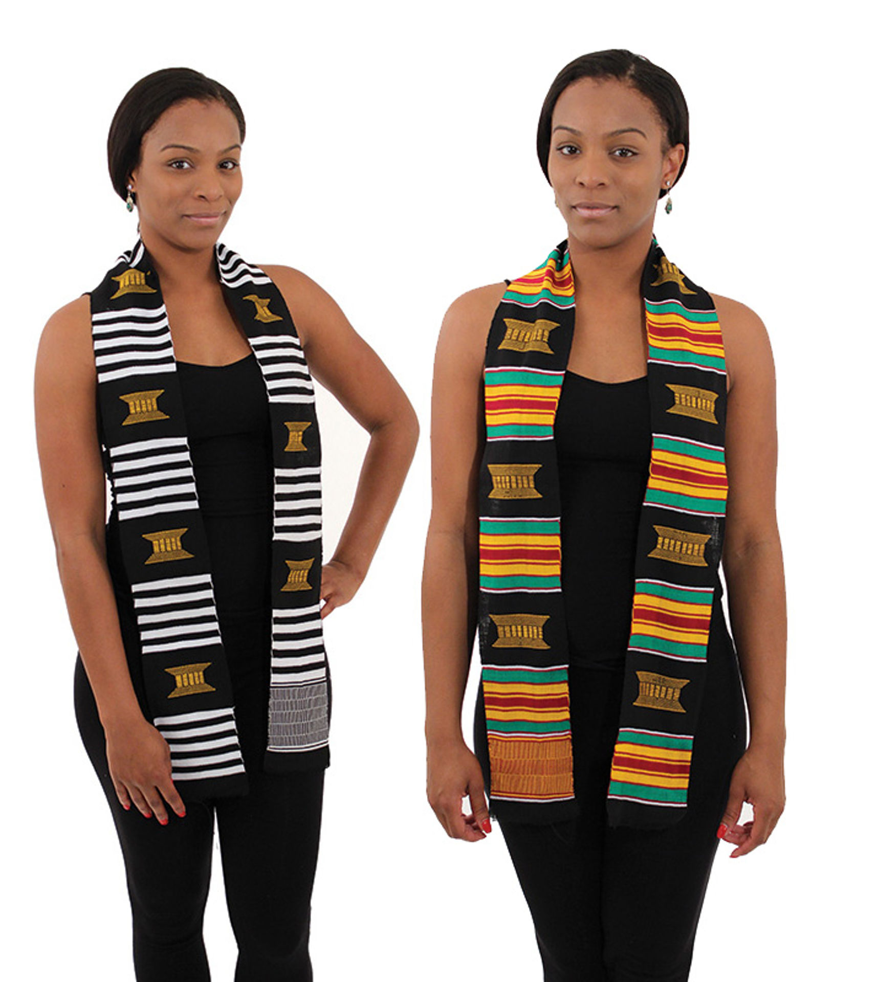 Picture of Woven Kente Sash