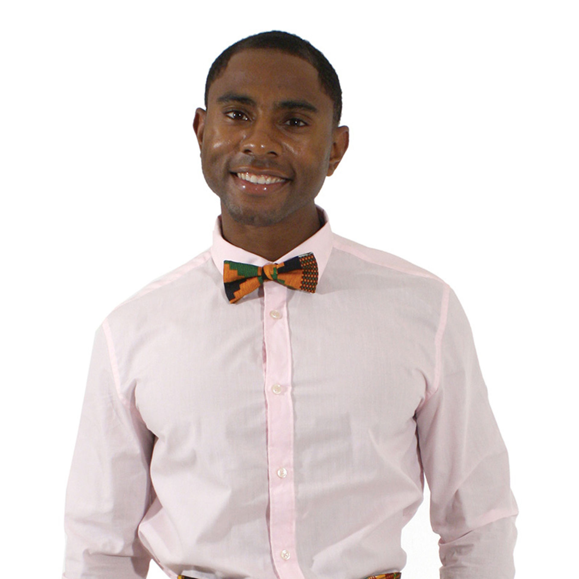 Picture of Kente Bow Tie #2