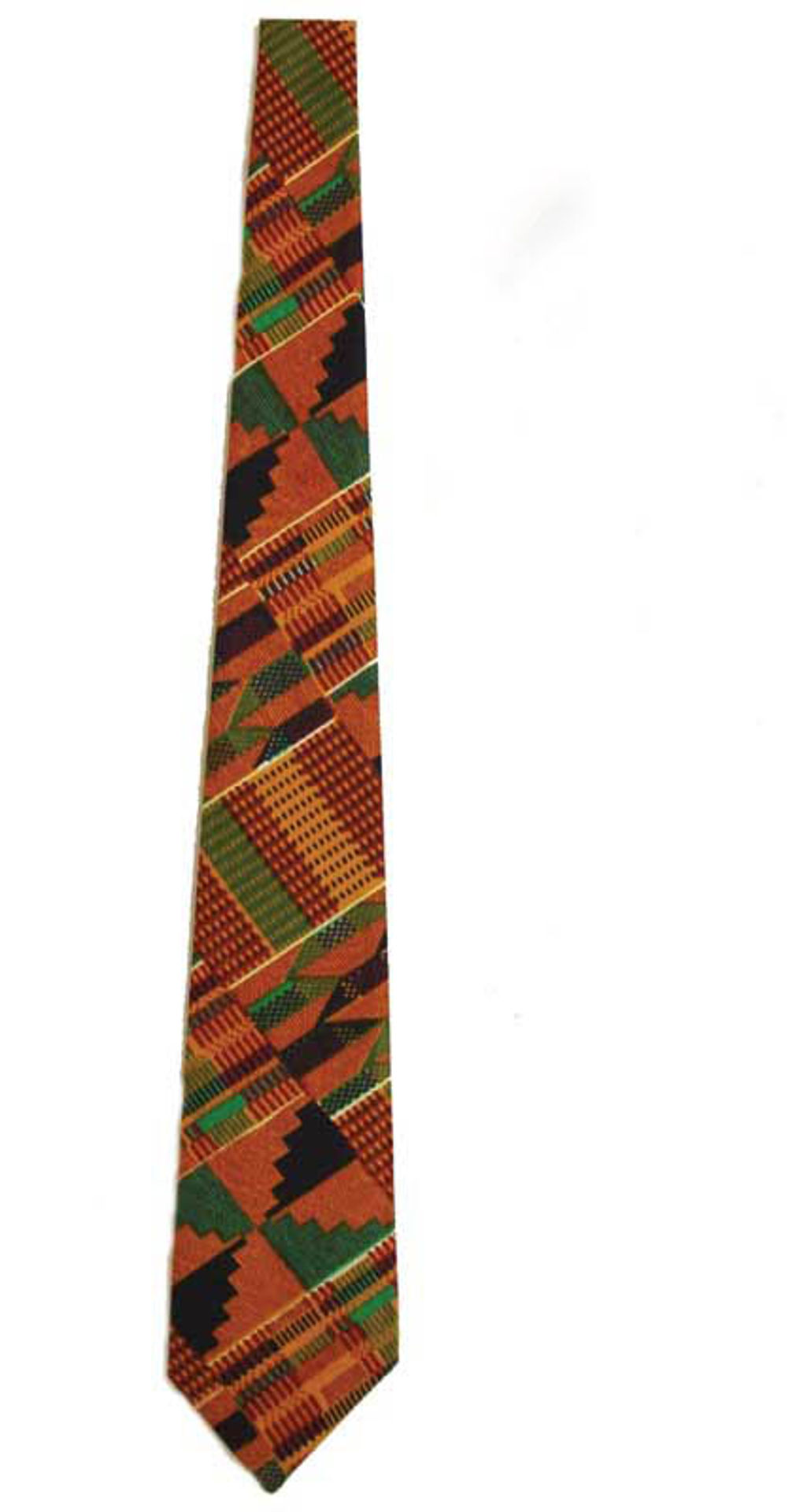Picture of Kente Tie - Style #2