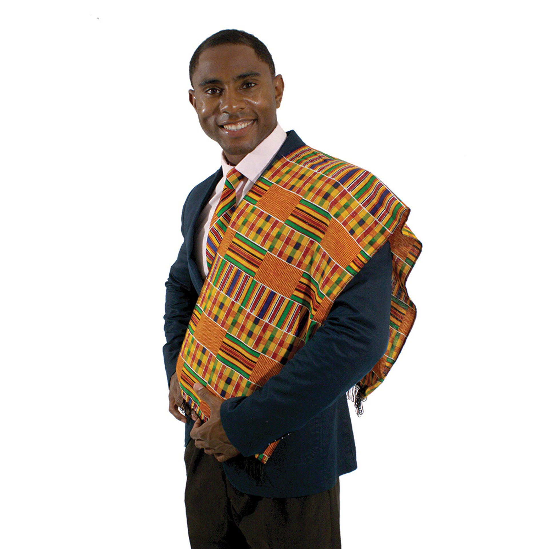 Picture of Premium Kente Scarf/Table Runner #1