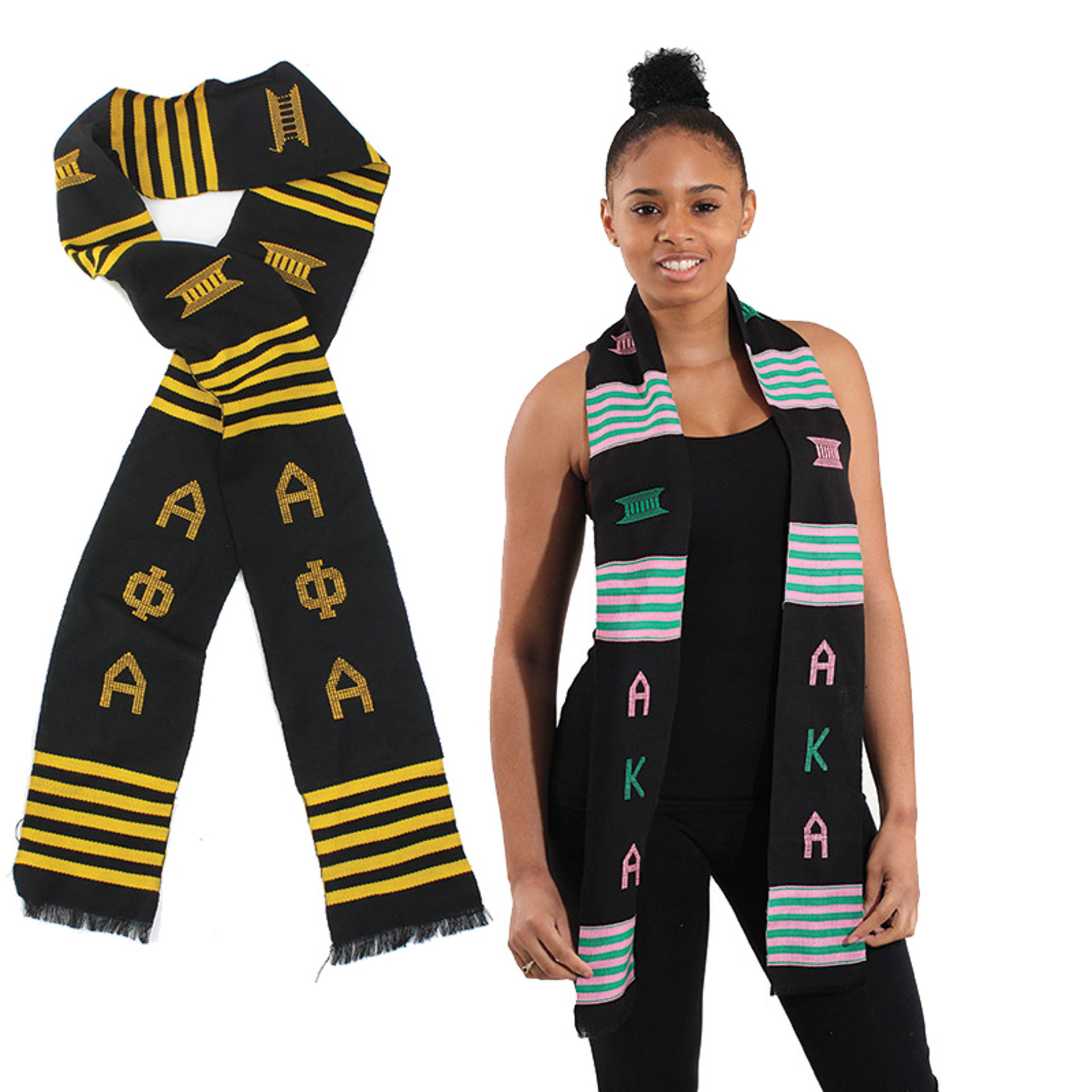 Picture of Fraternity and Sorority Sashes
