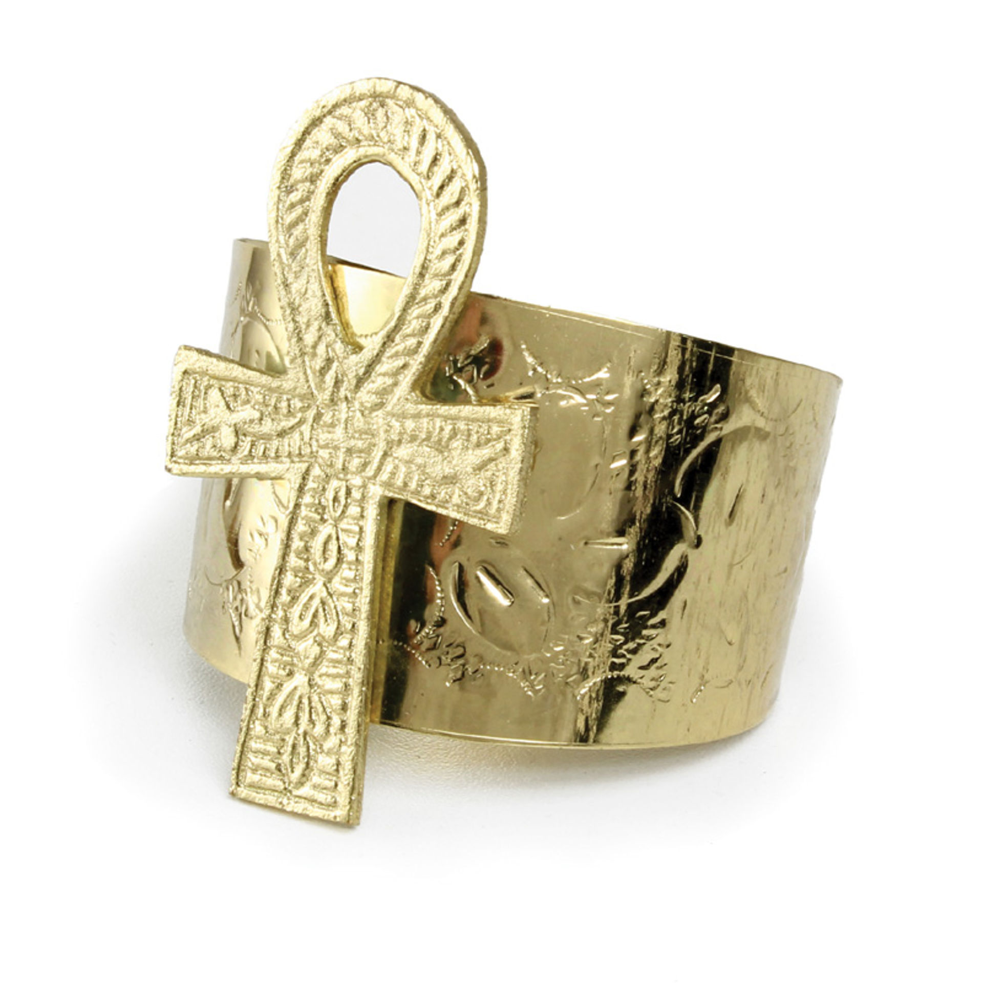 Picture of Ankh Cuff: Gold