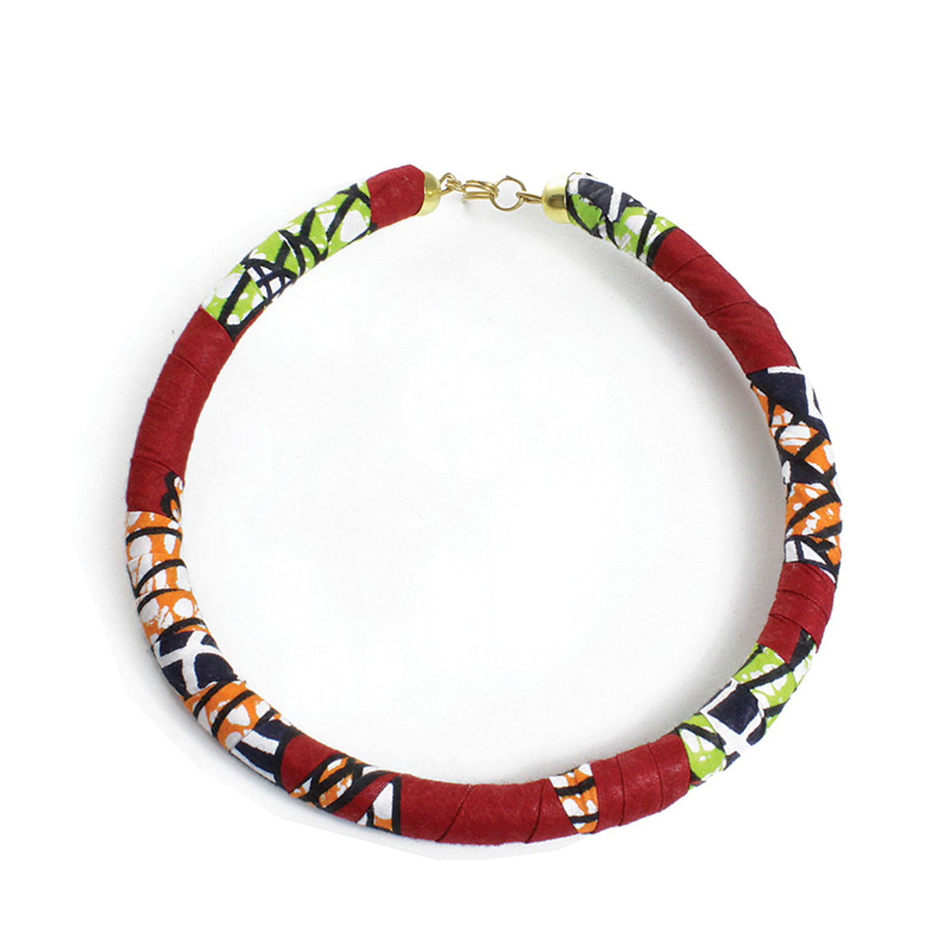 Picture of Kitenge Choker: ASSORTED