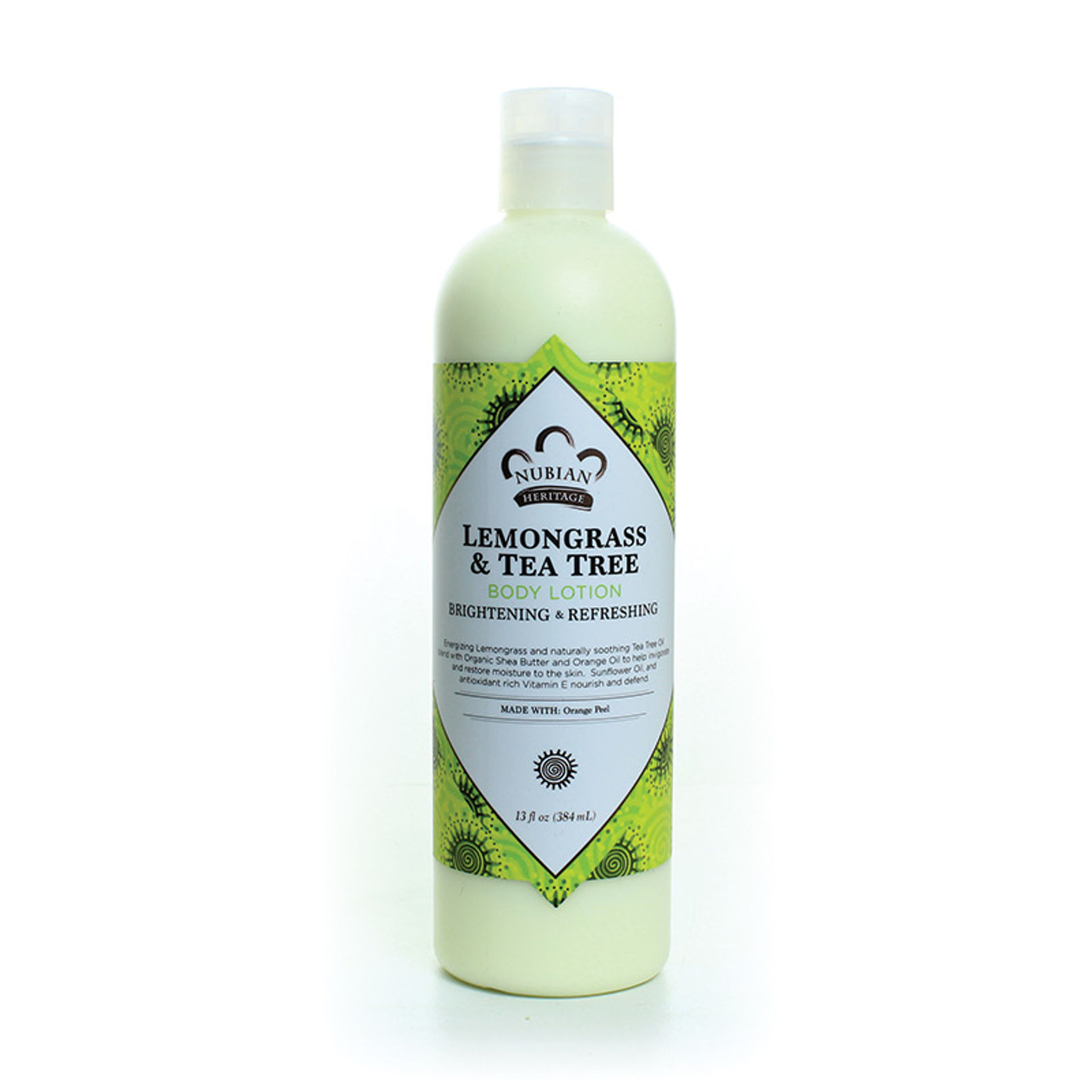 Picture of Lemongrass & Tea Tree Lotion - 13 oz.
