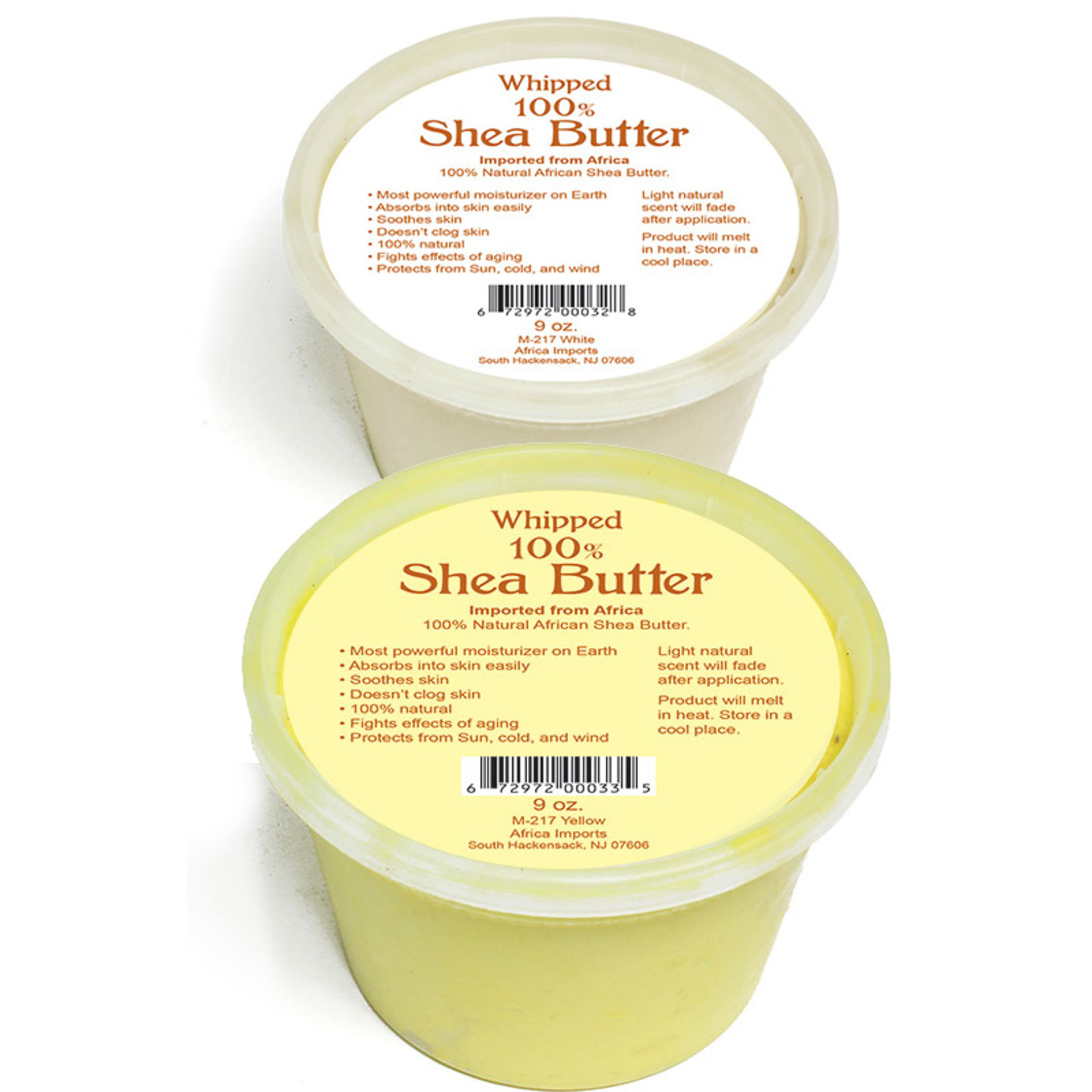 Picture of Whipped Shea Butter - 9 oz.