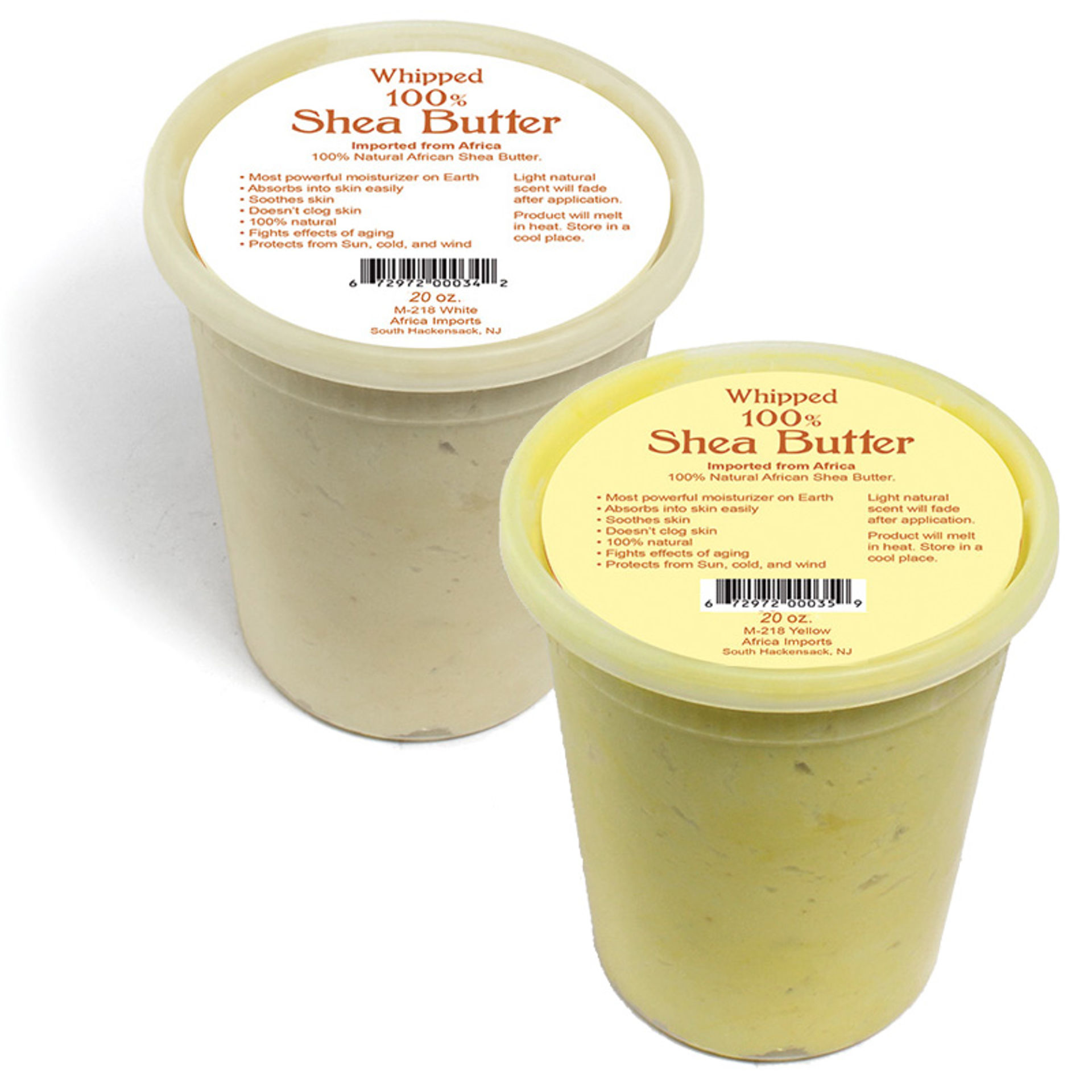 Picture of Whipped Shea Butter - 20 oz.