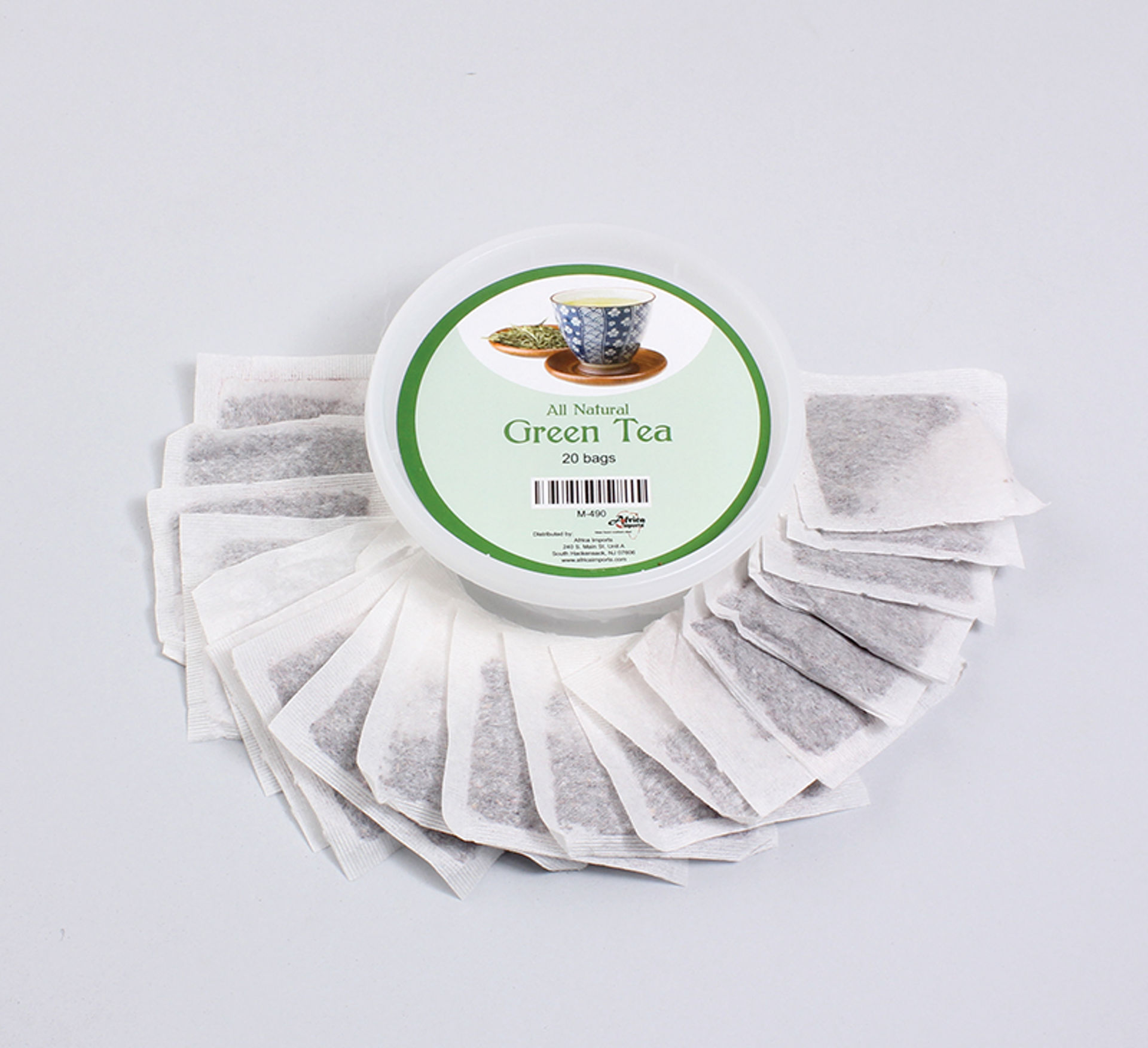 Picture of Chinese Antioxidizing Green Tea: 20 Bags