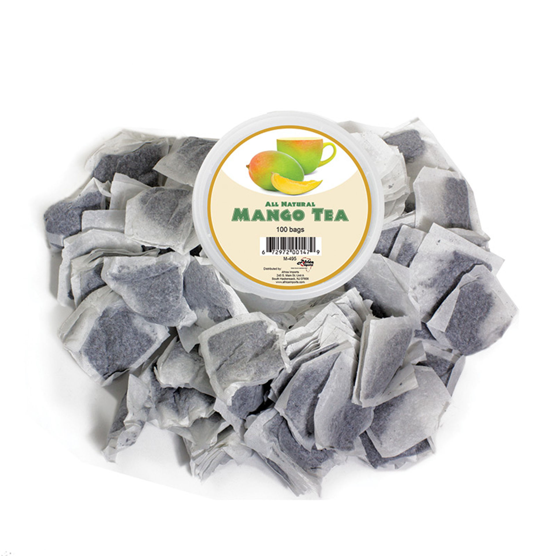 Picture of Exotic Mango Nutritional Tea: 100 Bags