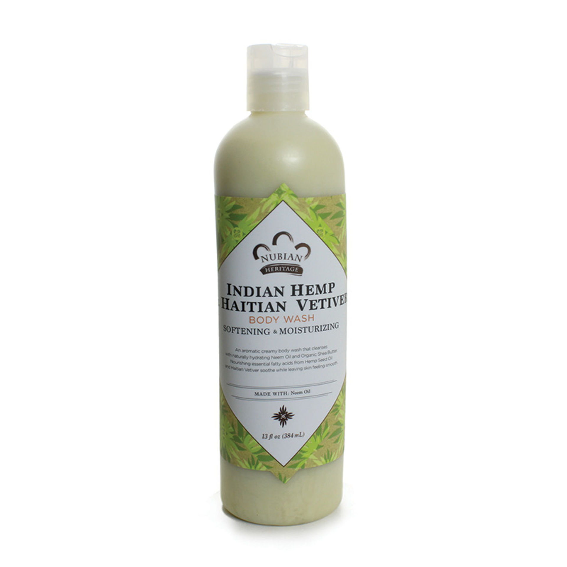 Picture of Indian Hemp & Vetiver Body Wash - 13 oz.
