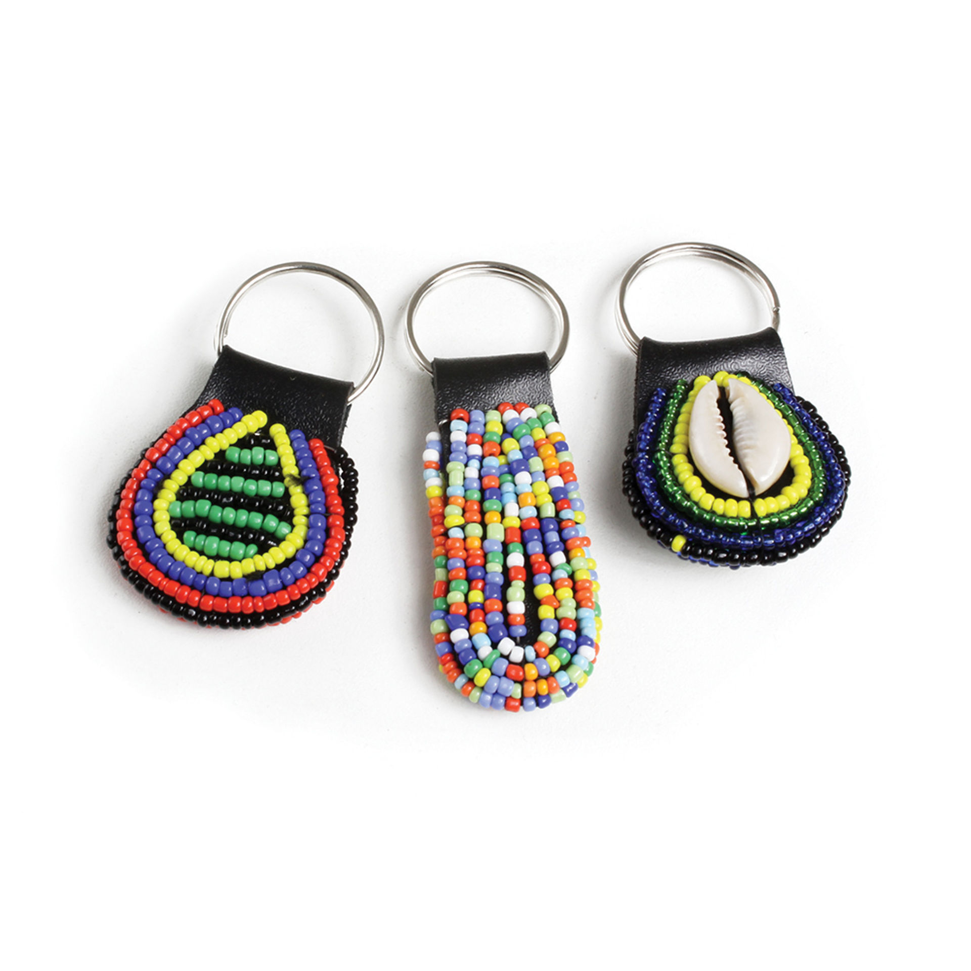 Picture of Maasai Beaded Key Chain