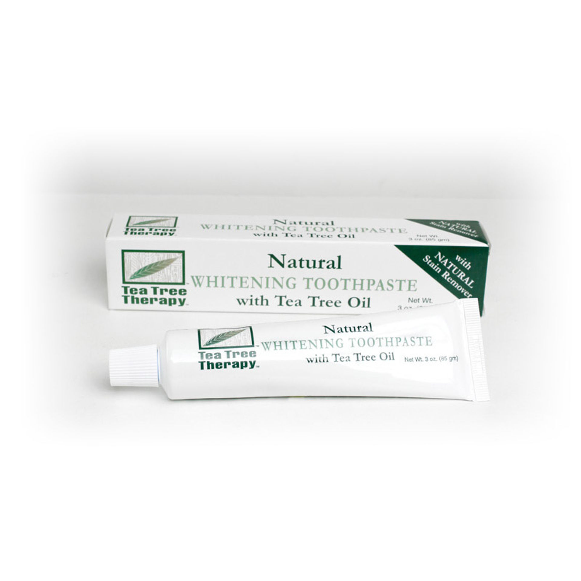 Picture of Natural Tea Tree Whitening Toothpaste
