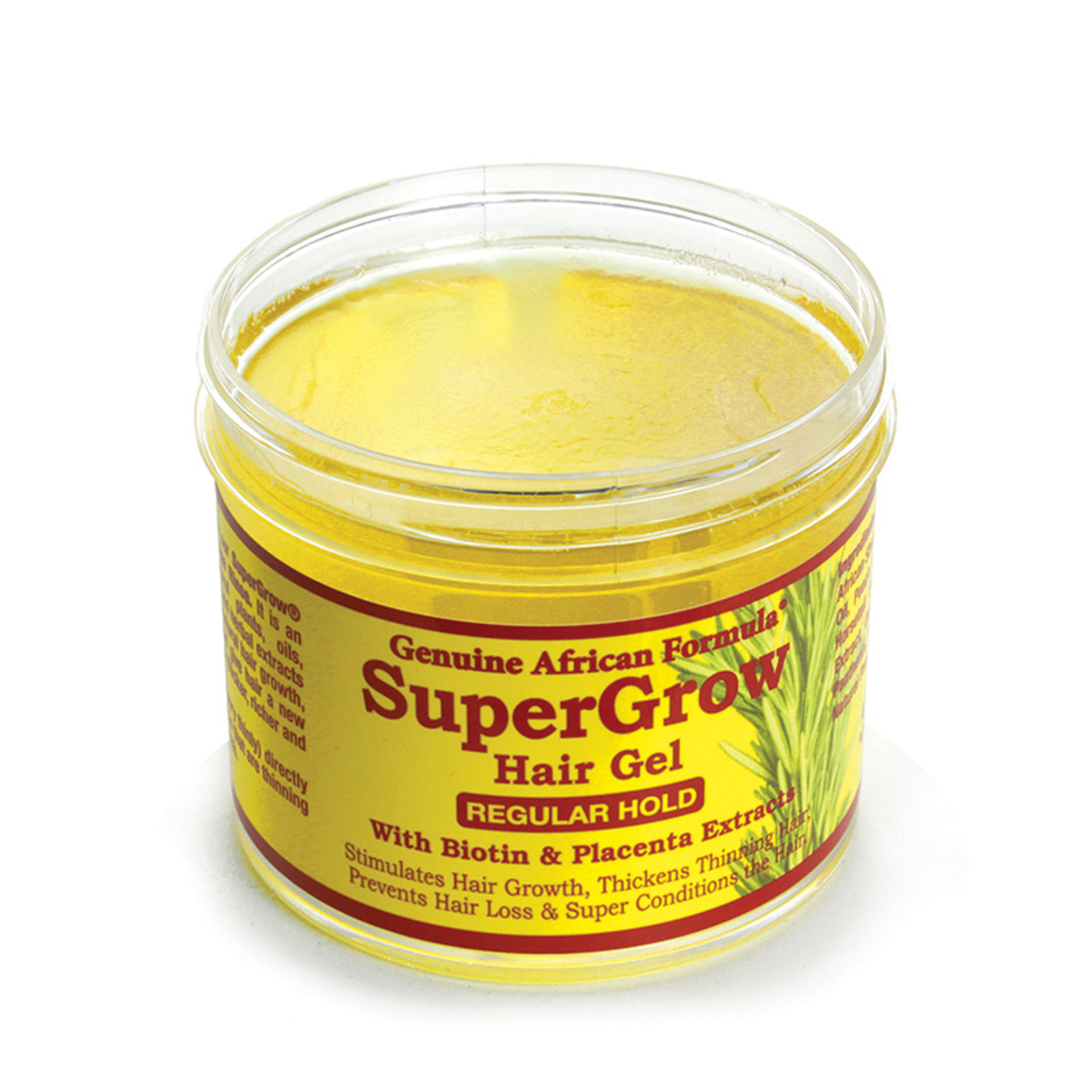 Picture of SuperGrow Hair Gel: Regular Hold - 4 oz.