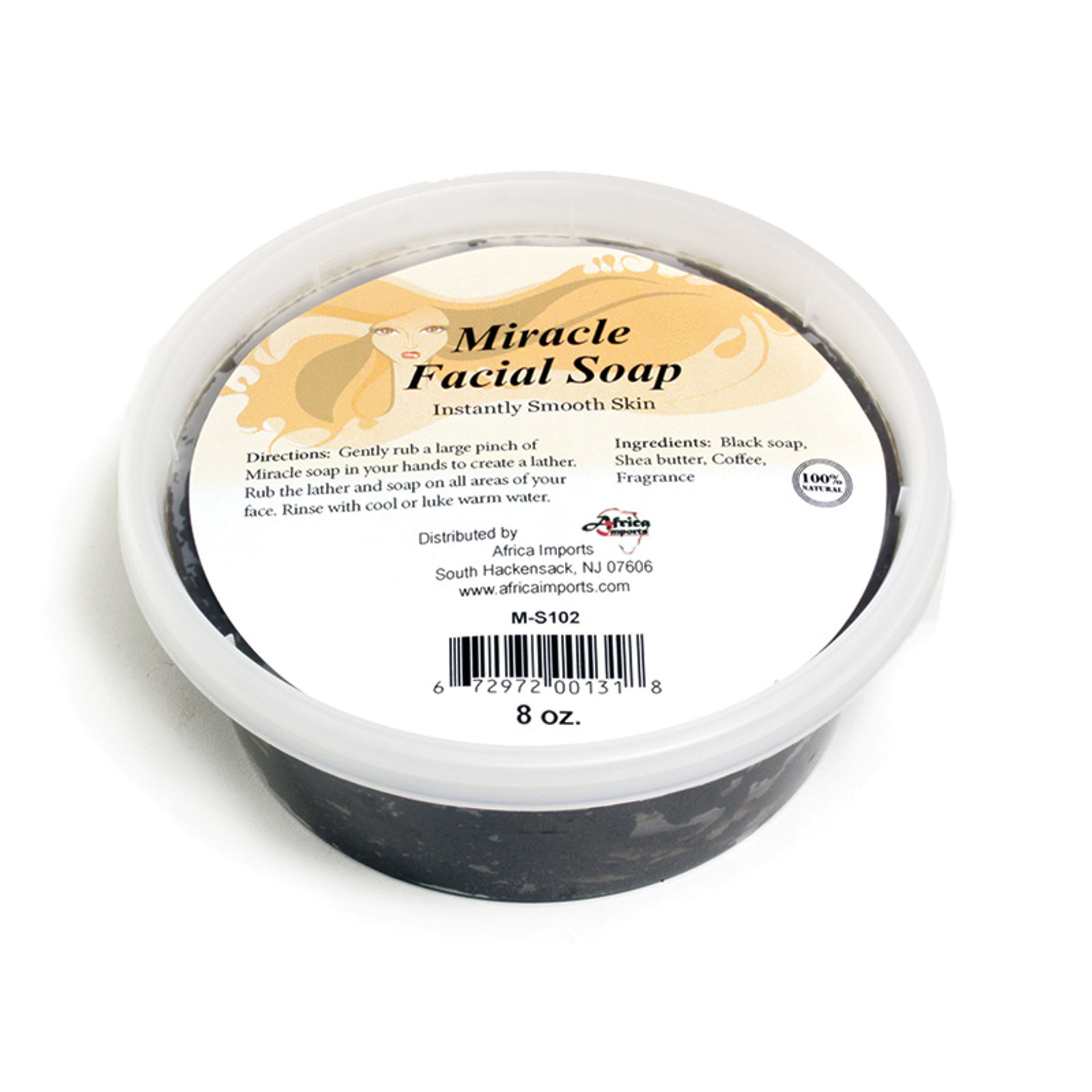Picture of Miracle Soap - 8 oz.