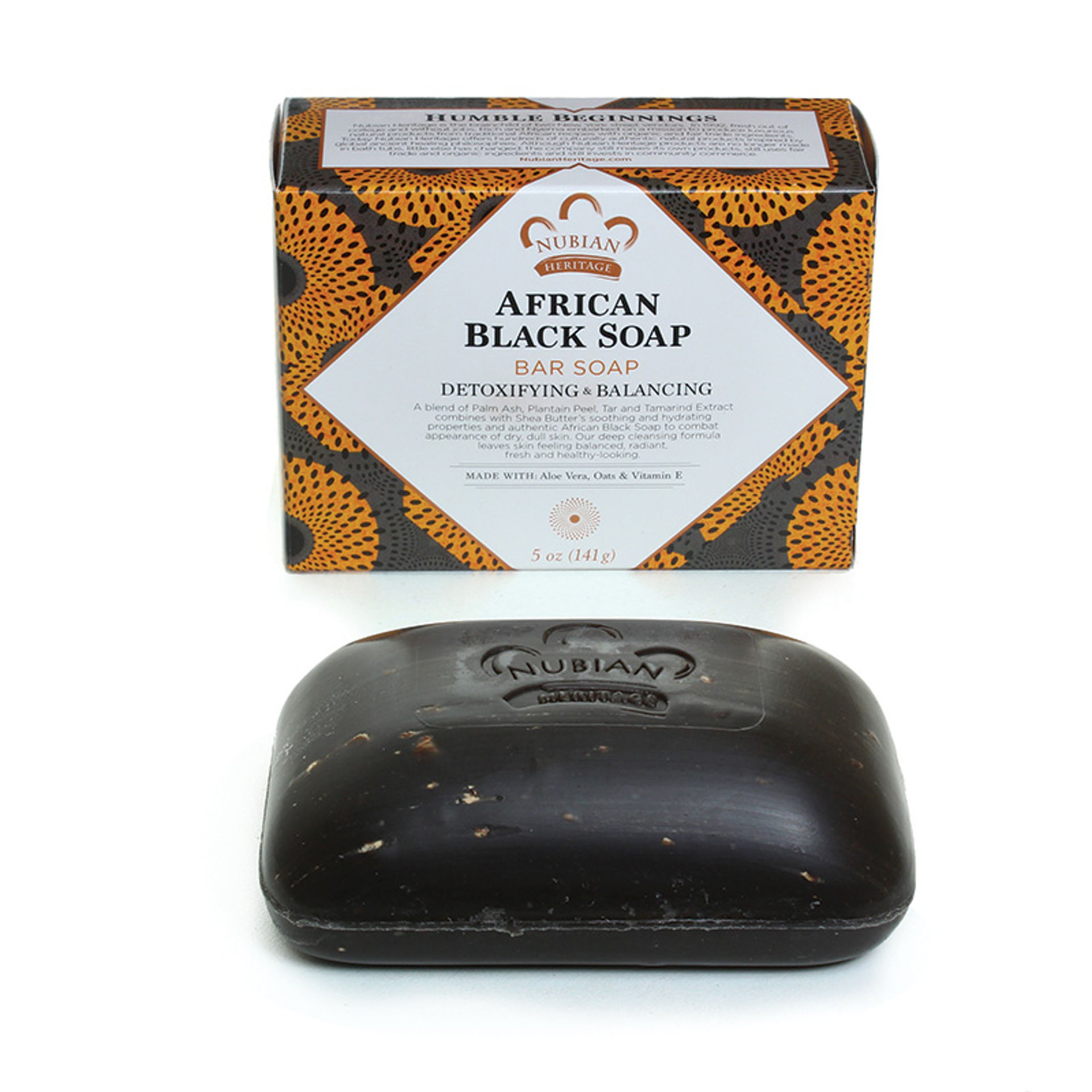 Picture of African Black Soap - 5 oz.