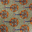 Picture of Economy Fabric: Pinwheel Print - 12 Yds