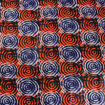 Picture of Economy Fabric: Paint Circles - 12 Yds