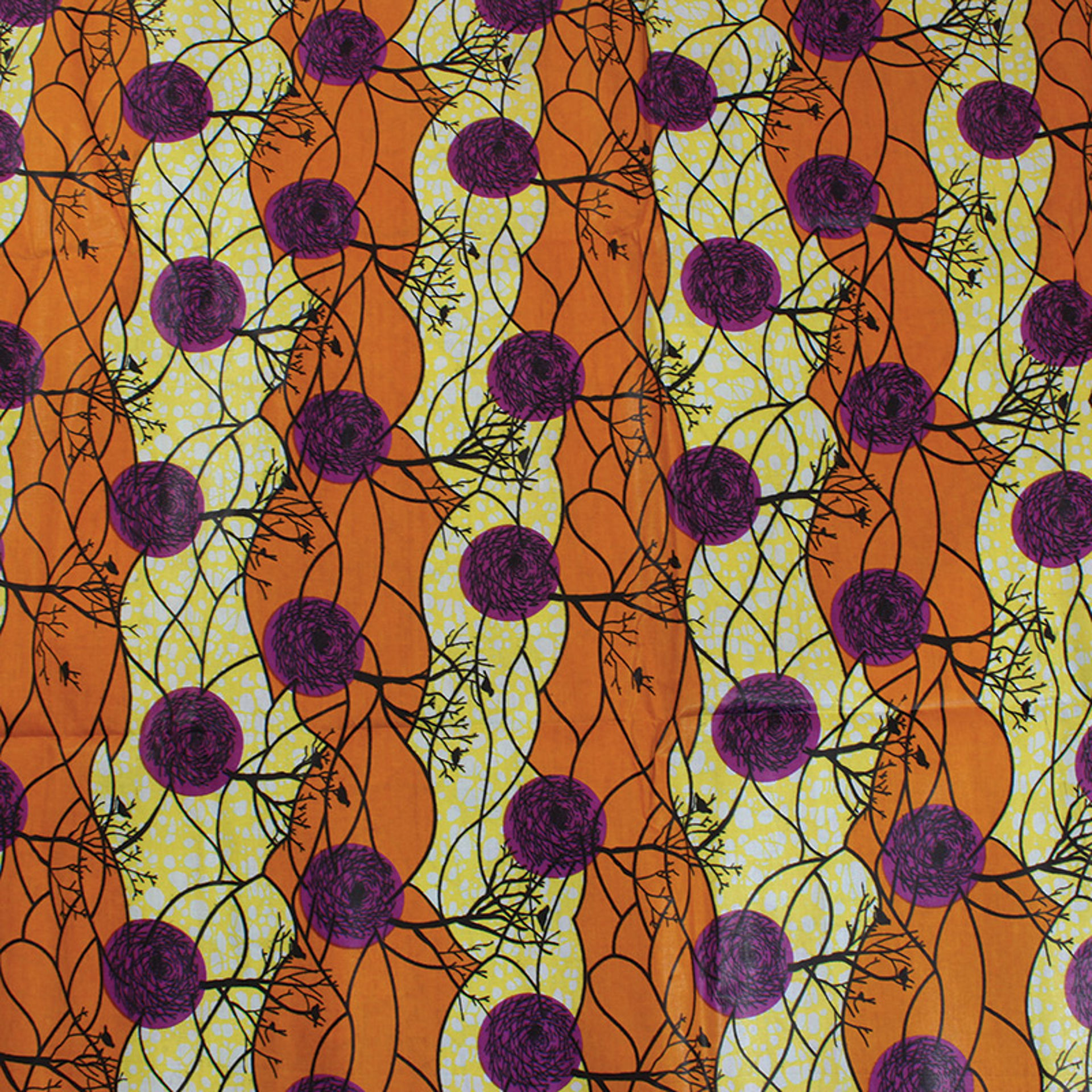 Picture of Economy Fabric: Autumn Tree - 12 Yds