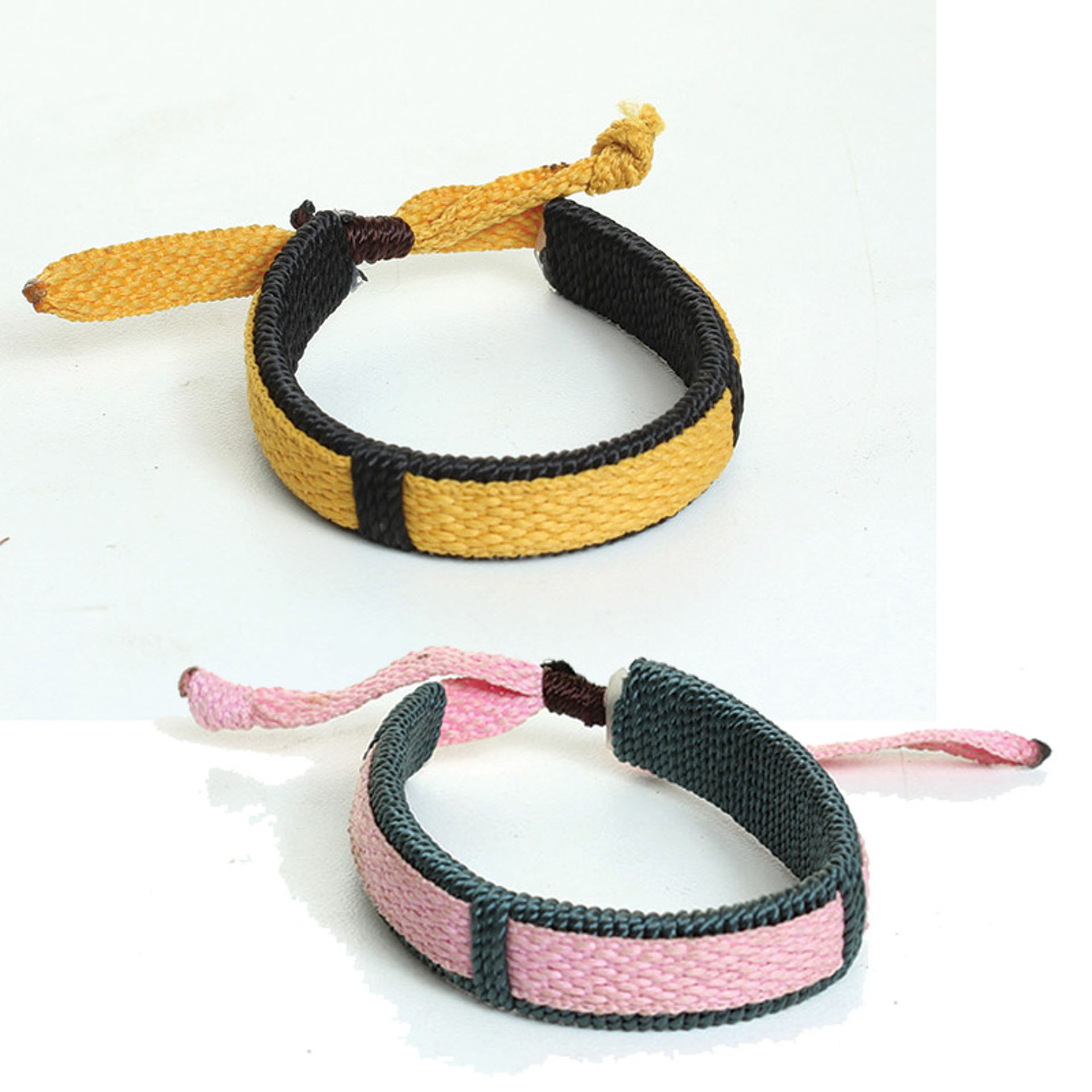 Picture of African-Made Shoe String Bracelet