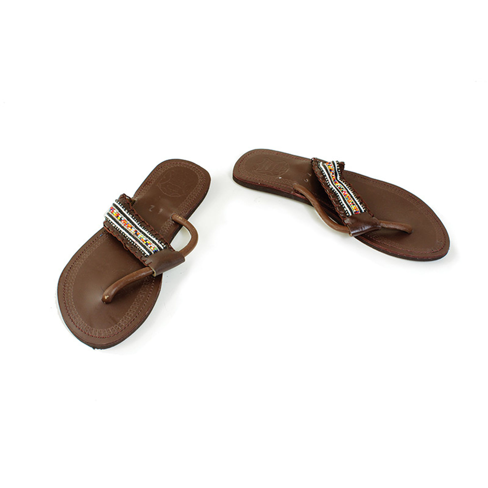 Picture of Genuine Kenyan Leather Sandals