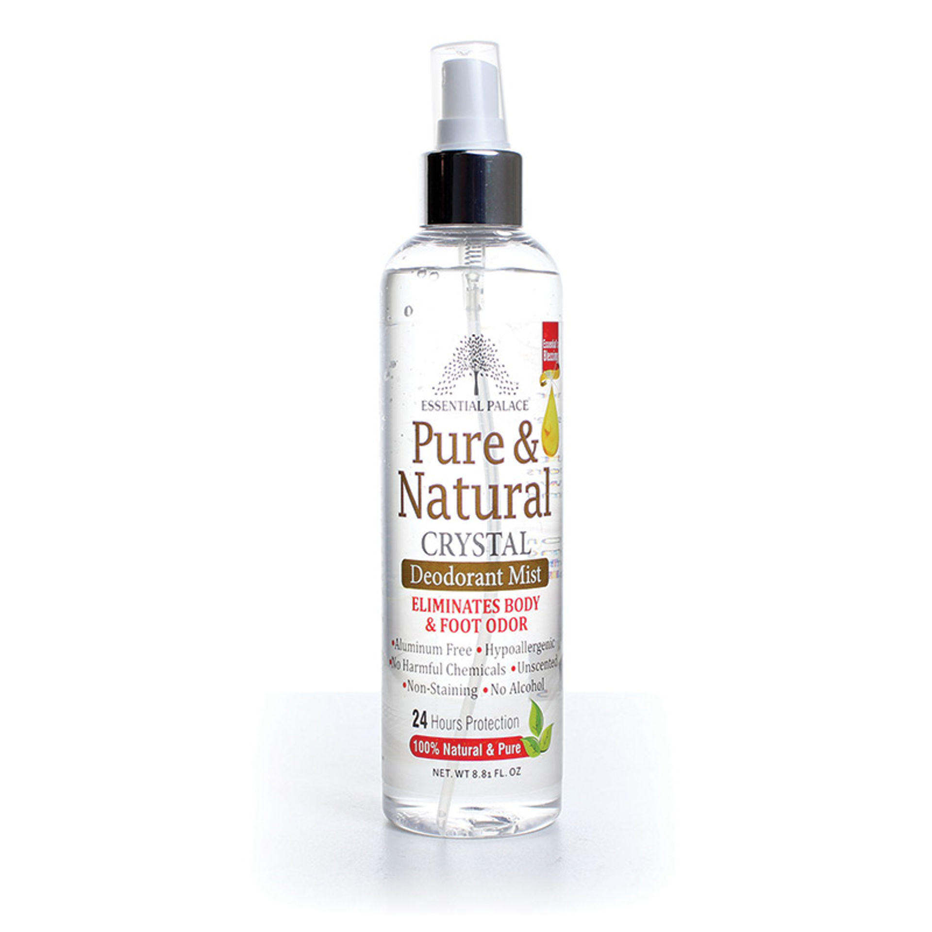 Picture of Pure & Natural Crystal Deodorant Mist