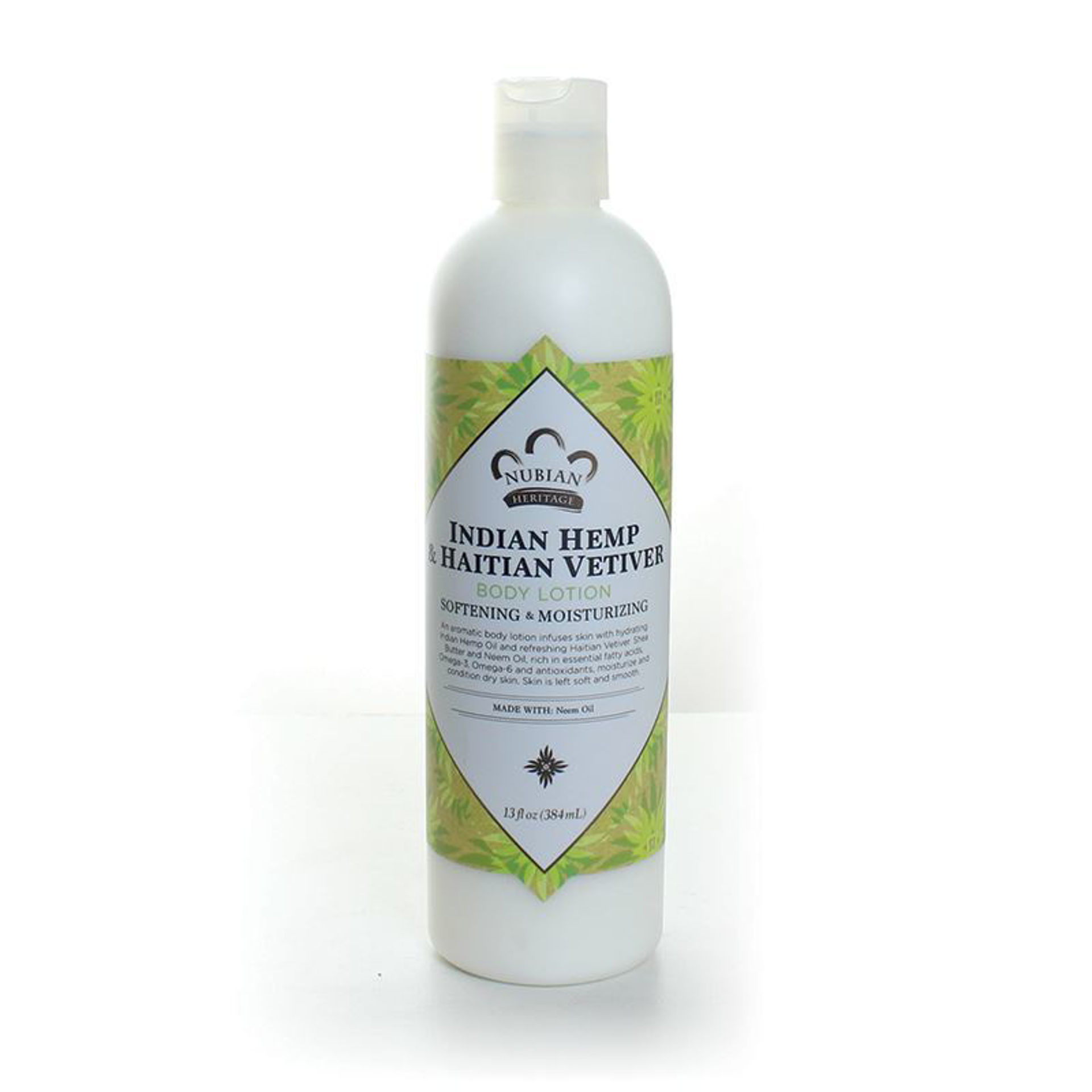 Picture of Indian Hemp & Vetiver Lotion - 13 oz.
