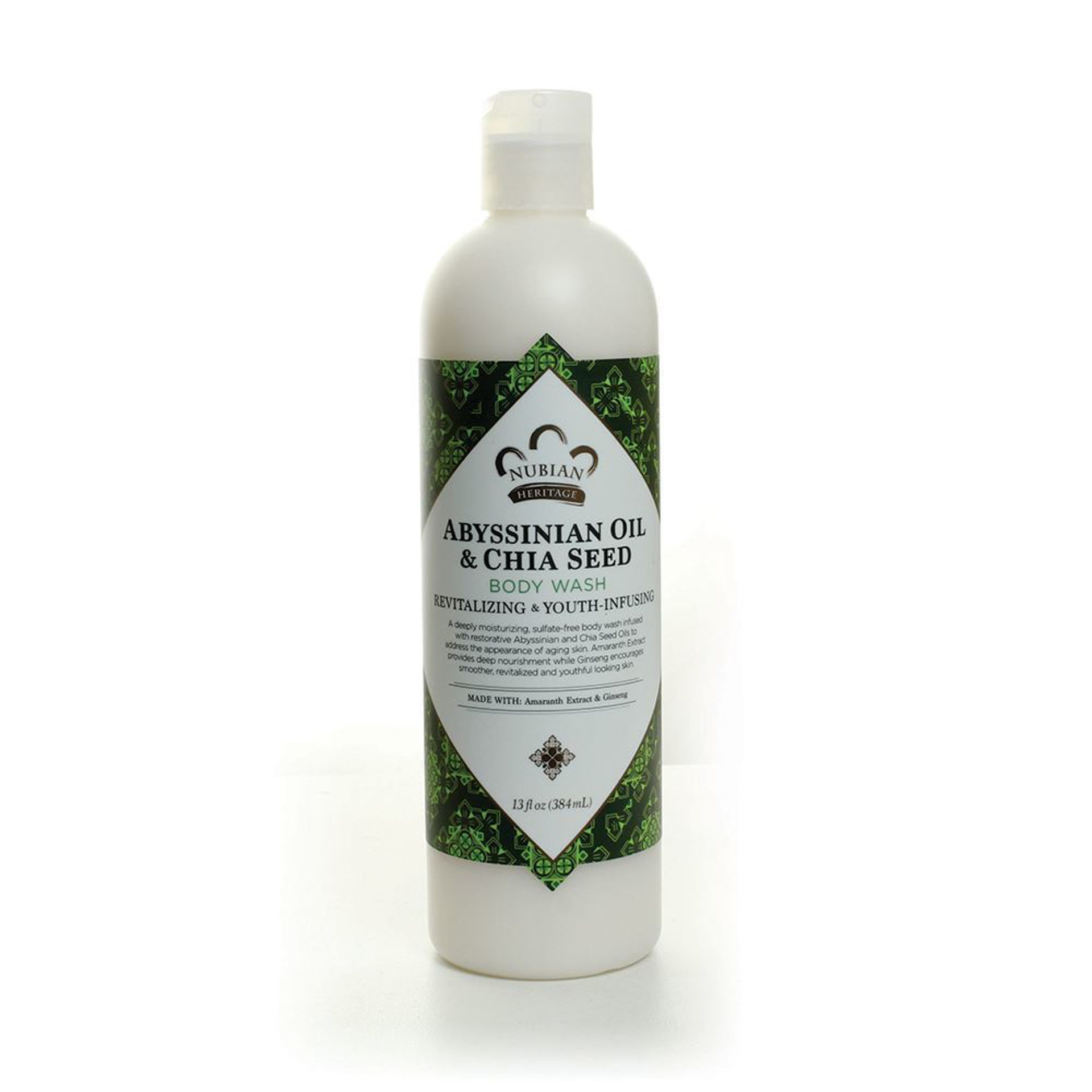 Picture of Abyssinian & Chia Body Wash - 13 oz.