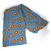 Picture of African Print Head Wrap: Light Blue