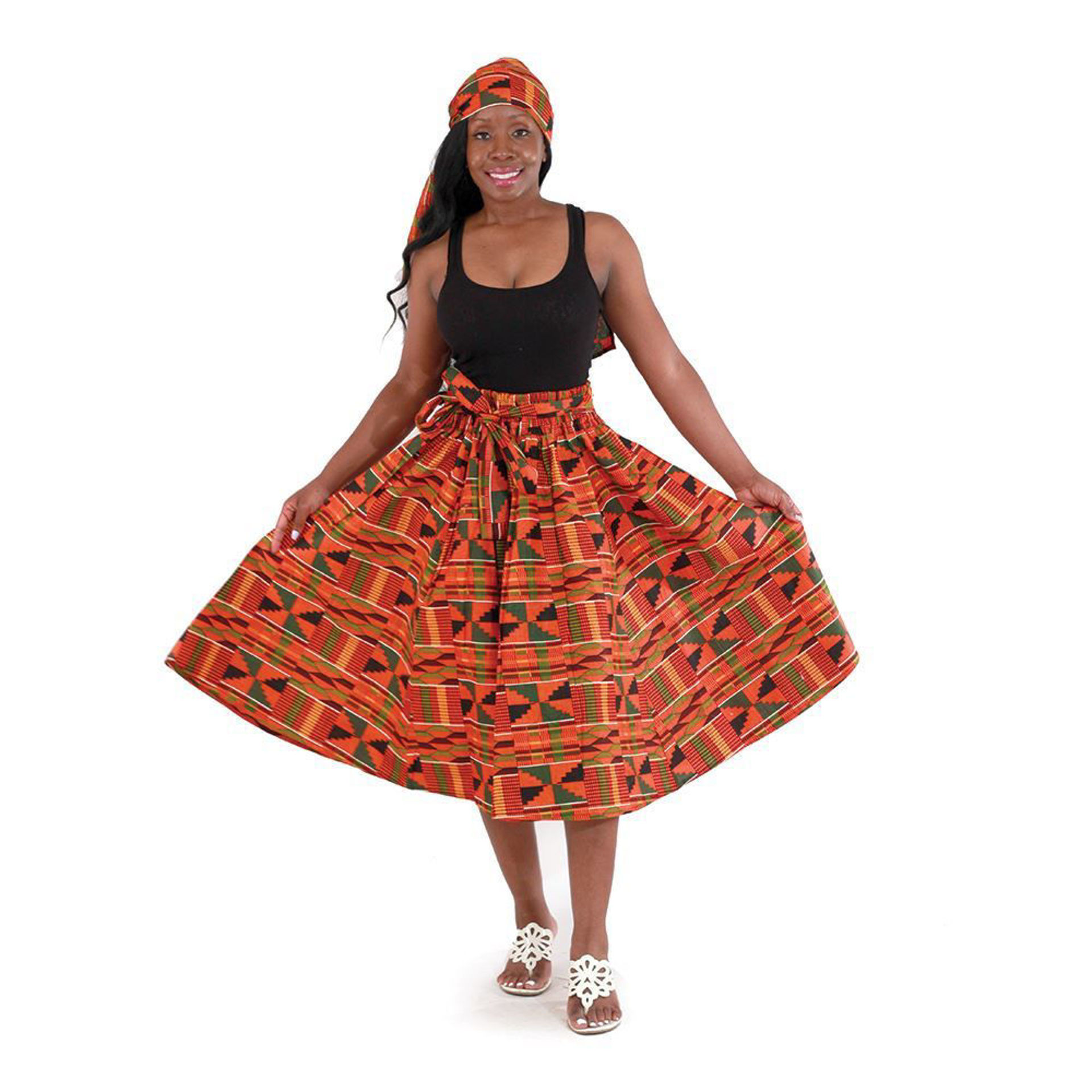 Picture of Kente Skirt #2