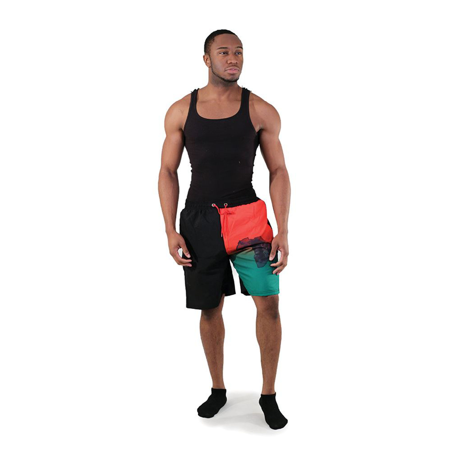 Picture of Colors Of Africa Men's Swim Shorts