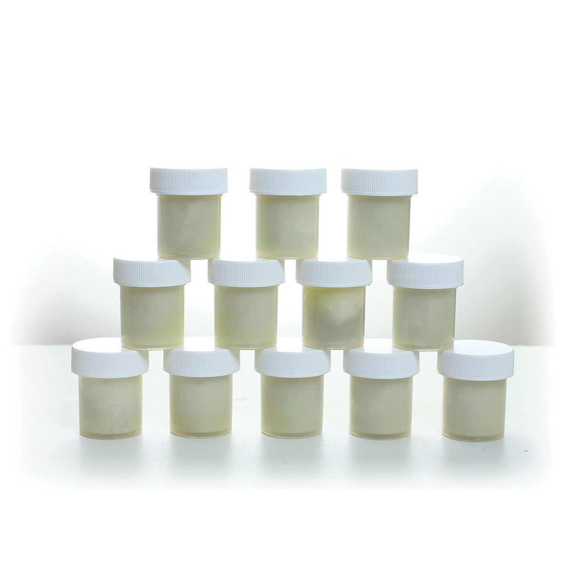 Picture of 12 - ½ oz. Jars Of Shea Butter: White