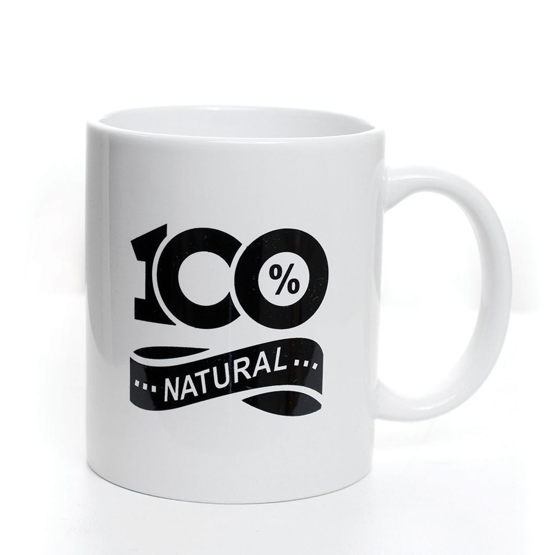 Picture of 100% Natural Coffee Mug