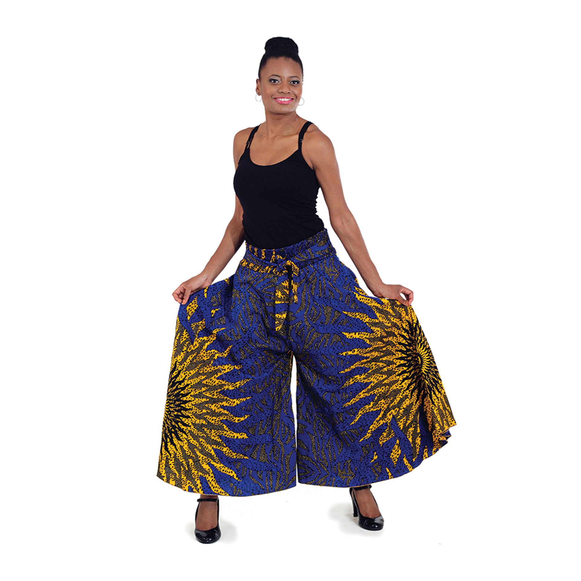Picture of Blue Sun Palazzo Pants