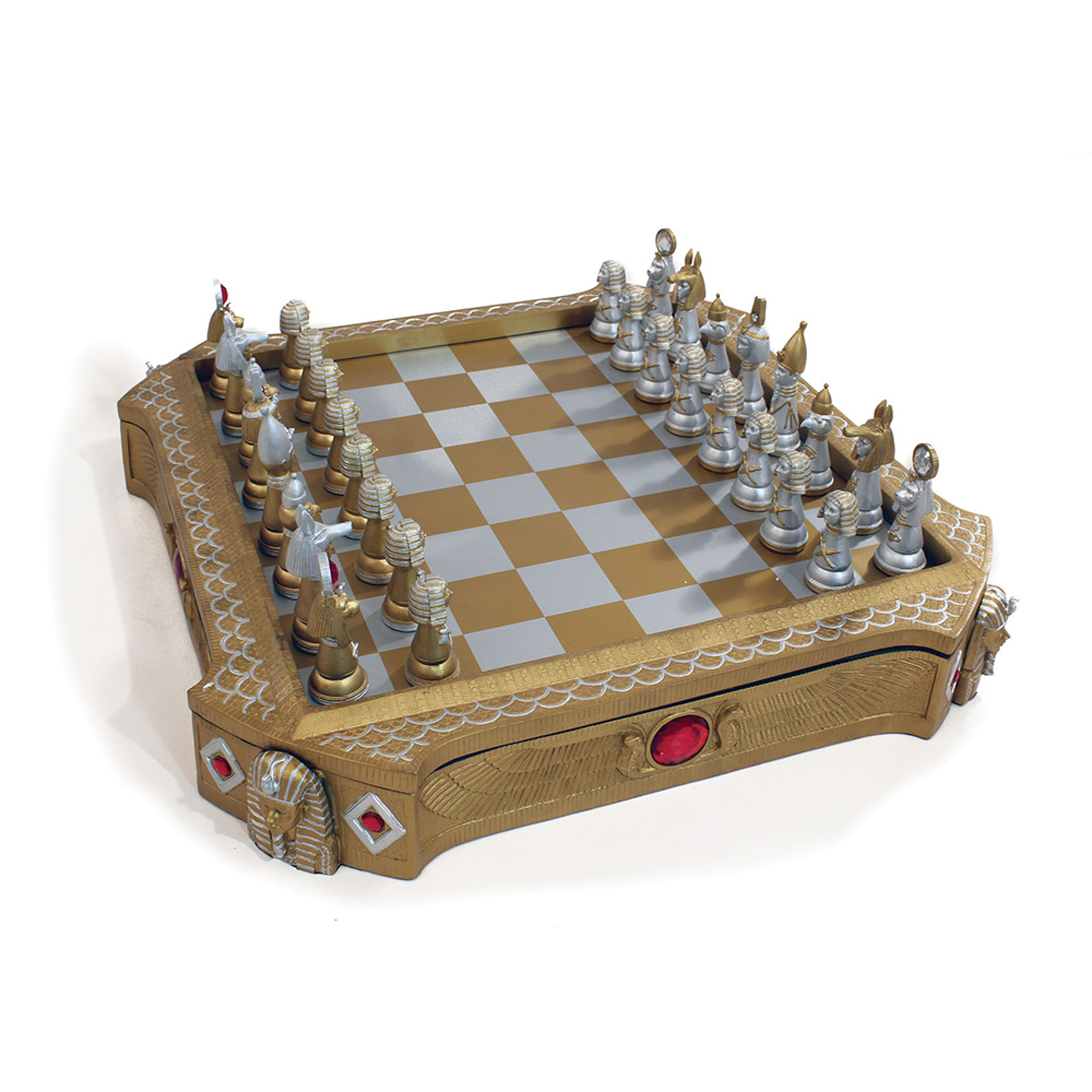 Picture of Deluxe King Tut Chess Set
