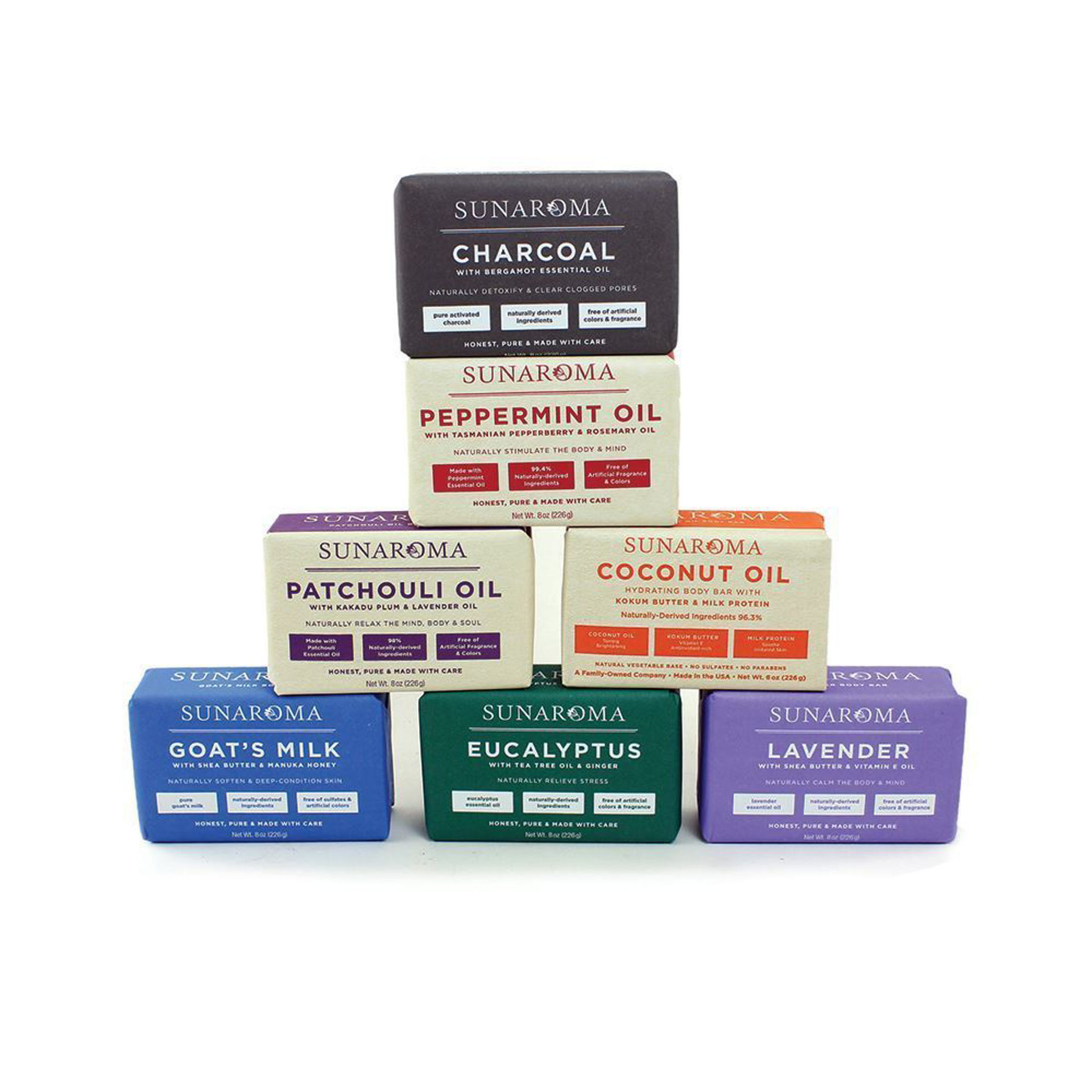 Picture of Set Of 7 Soaps