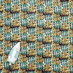 Picture of Economy Fabric: Green/Olive - 12 Yds