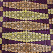 Picture of Economy Fabric: Prp/Yel/Brown - 12 Yards