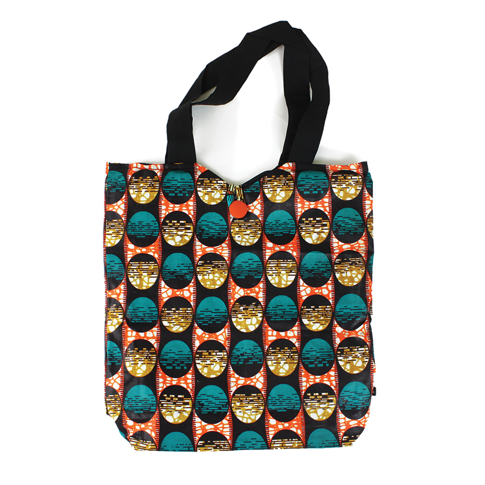 Picture of African Print Handbag