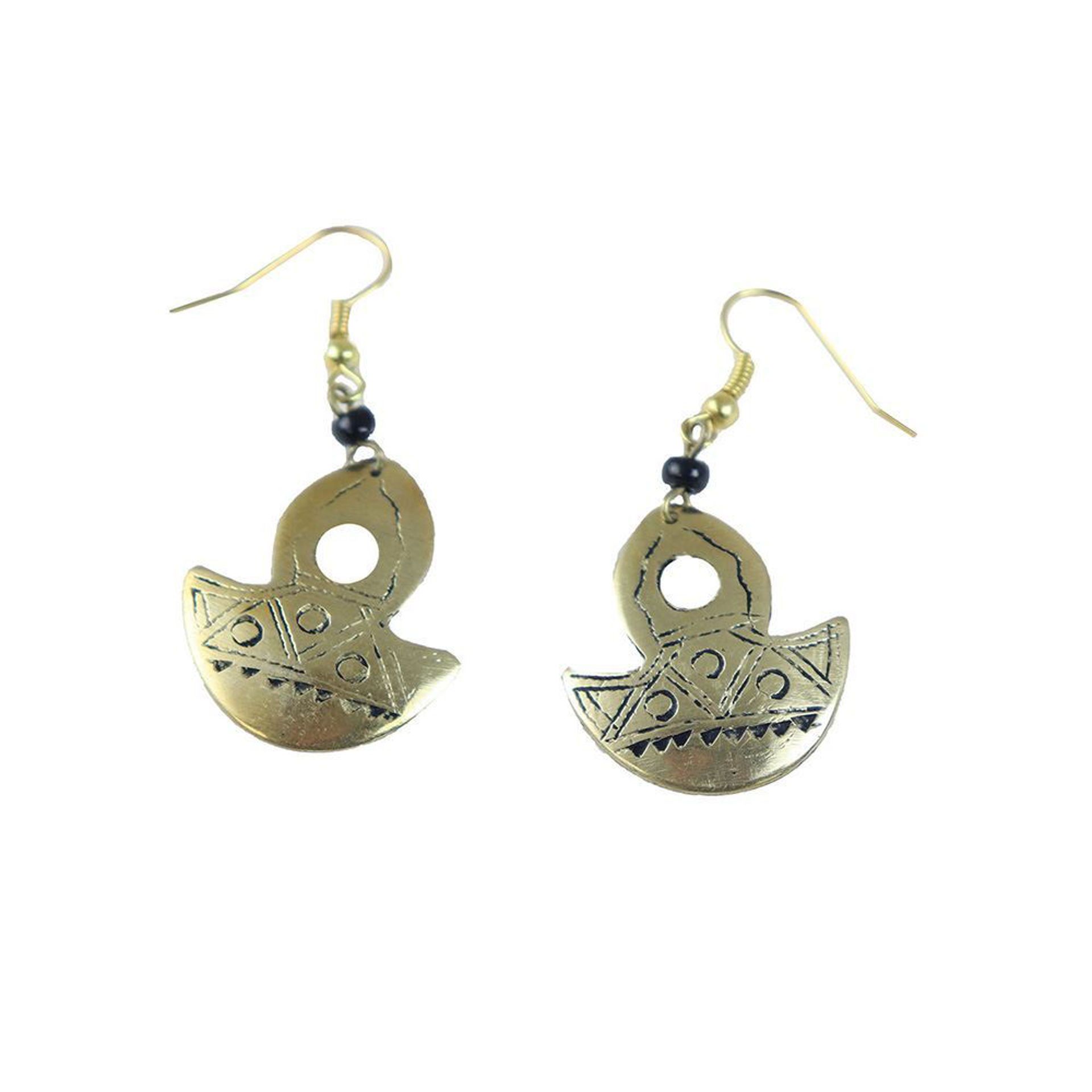 Picture of Tuareg Gofed Pendant Earrings