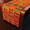 Picture of Kente Scarf #1 (Orange)