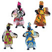 Picture of Deluxe African Woman Large Standing Doll