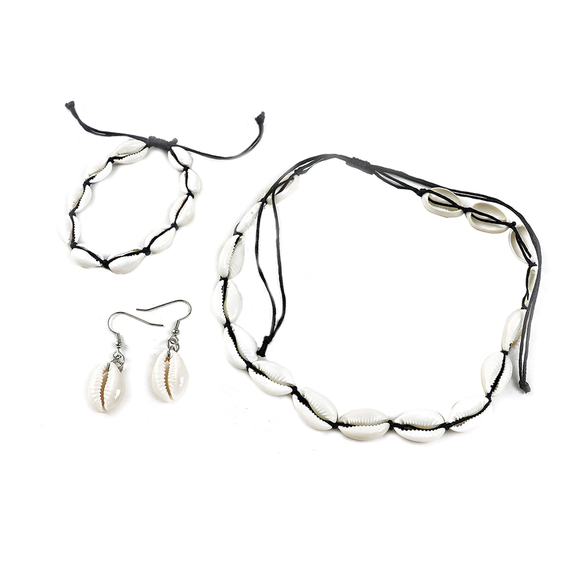 Picture of Cowrie Shell Choker Set