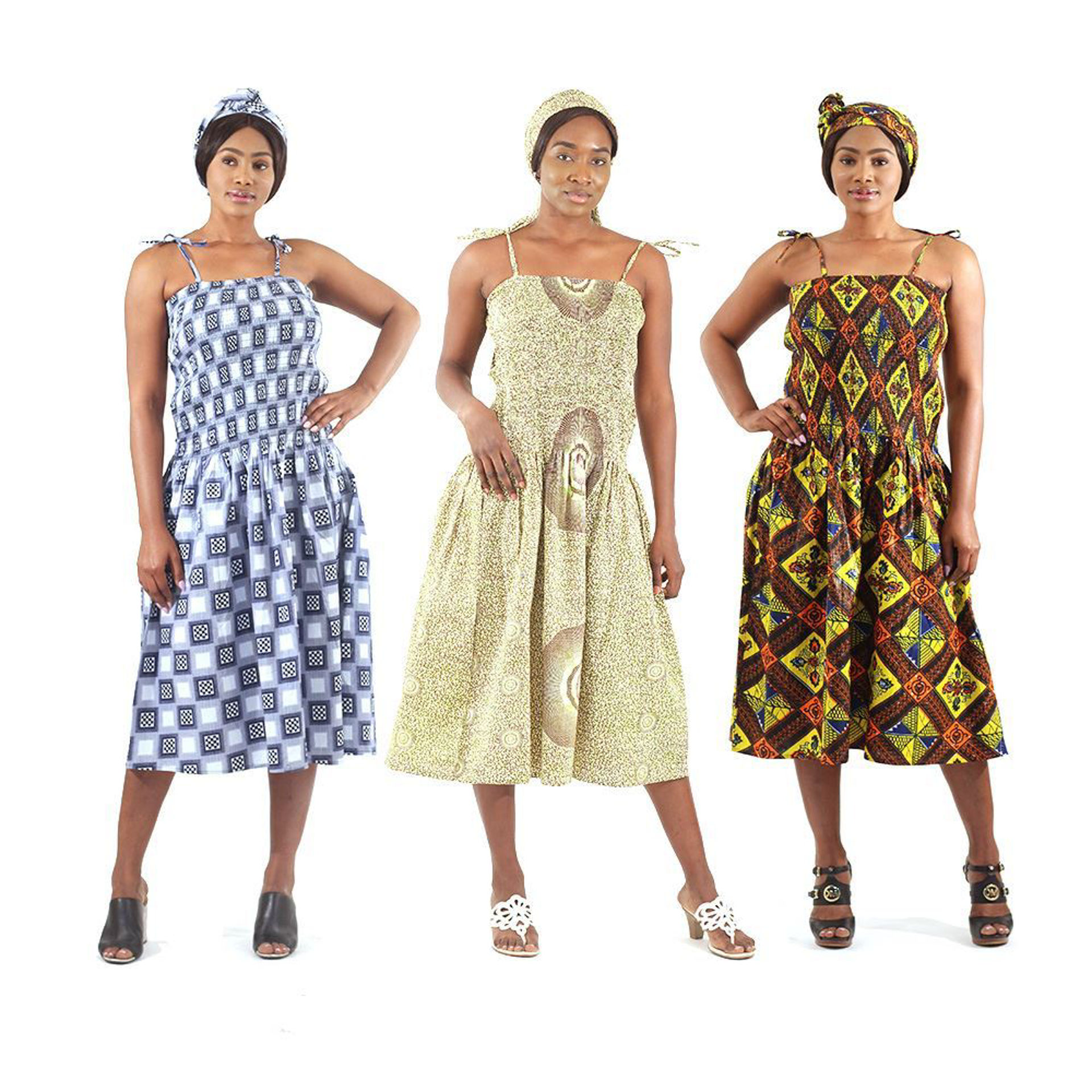 Picture of Set Of 3 ASSORTED Dresses