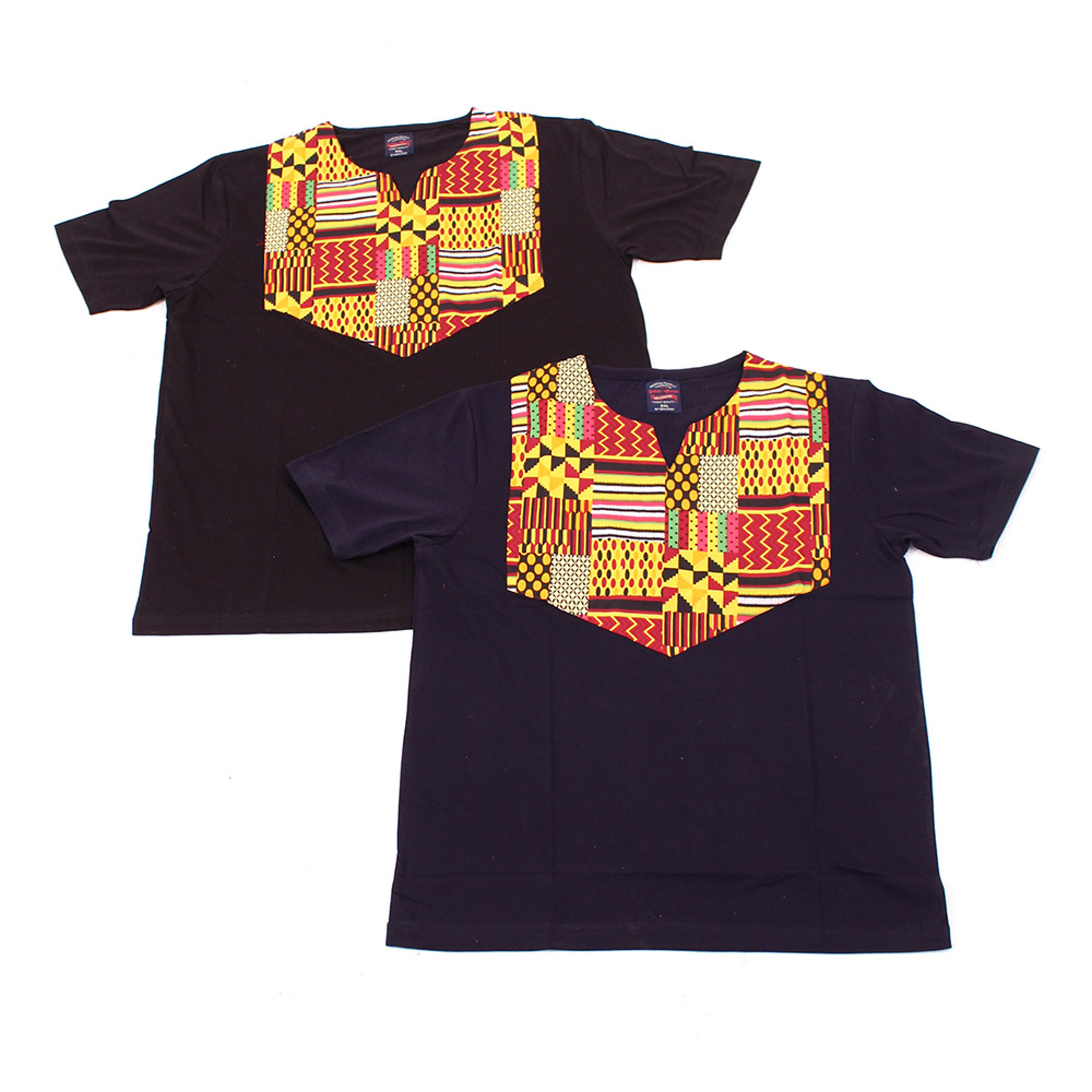 Picture of Mixed Kente T-Shirt