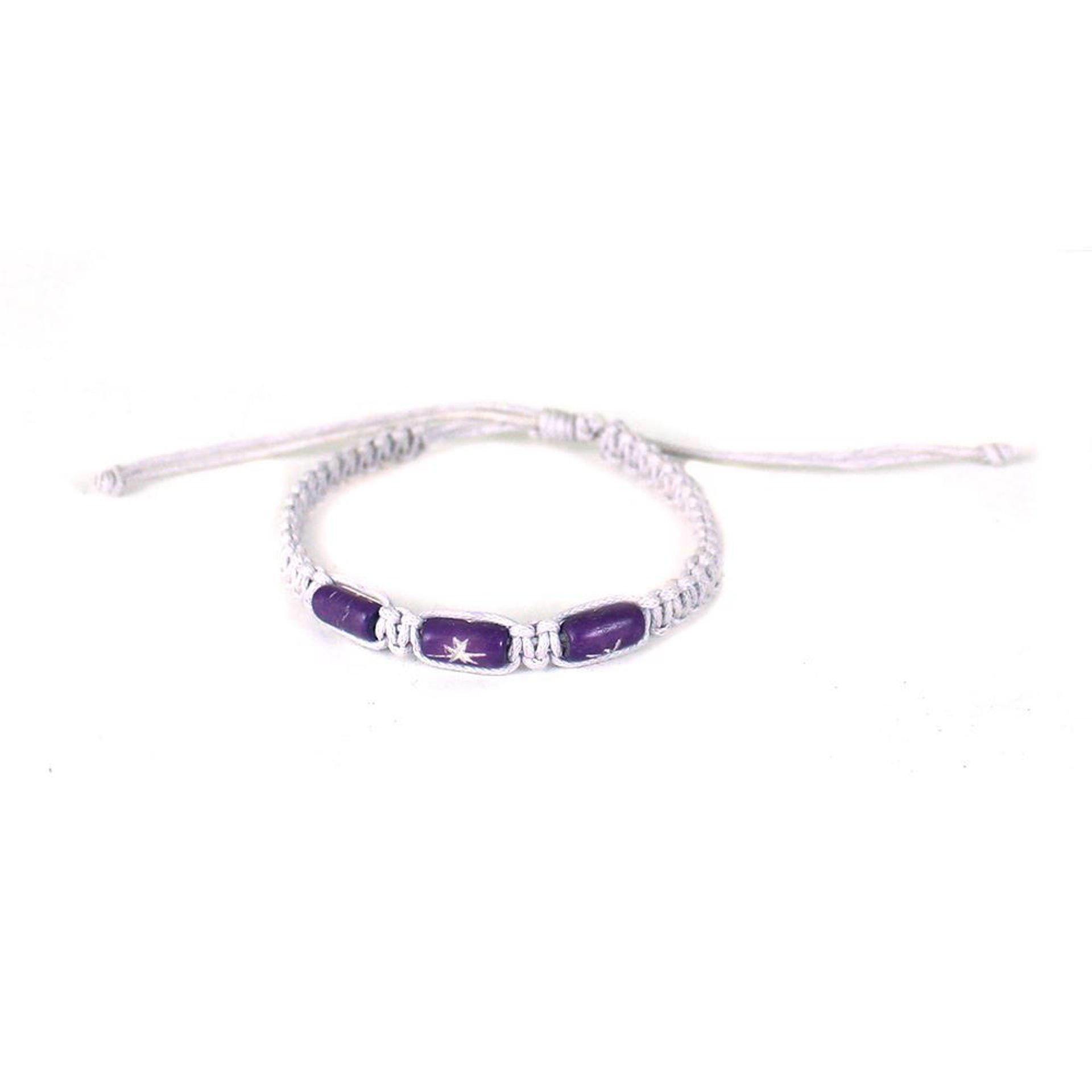 Picture of Set Of 6 Rope-Tie Bracelets