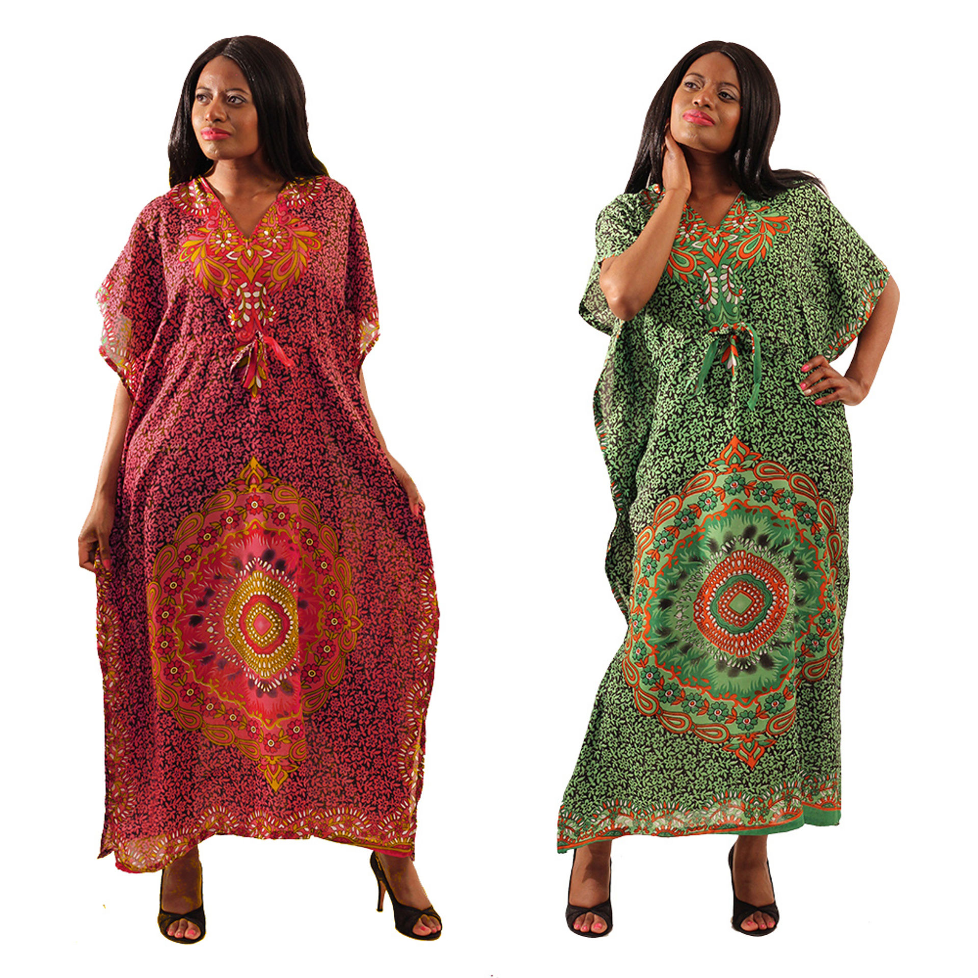 Picture of Bless The Flower Kaftan