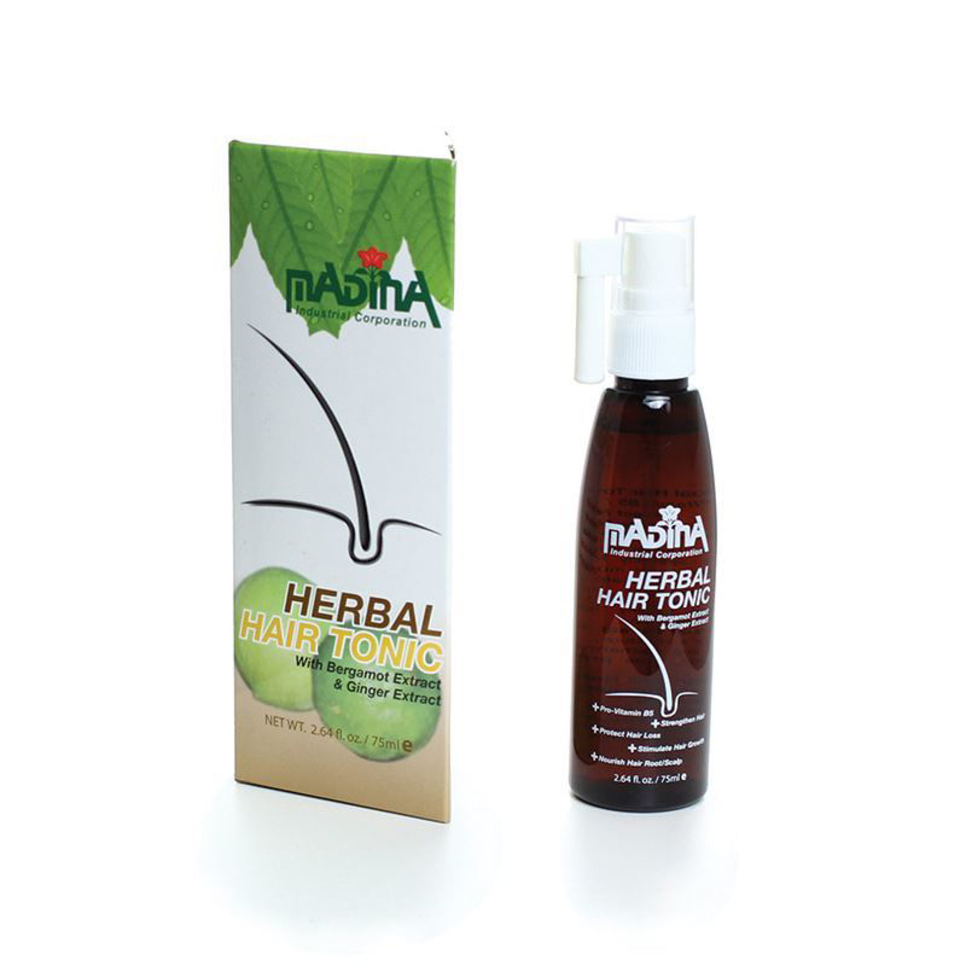 Picture of Herbal Hair Tonic