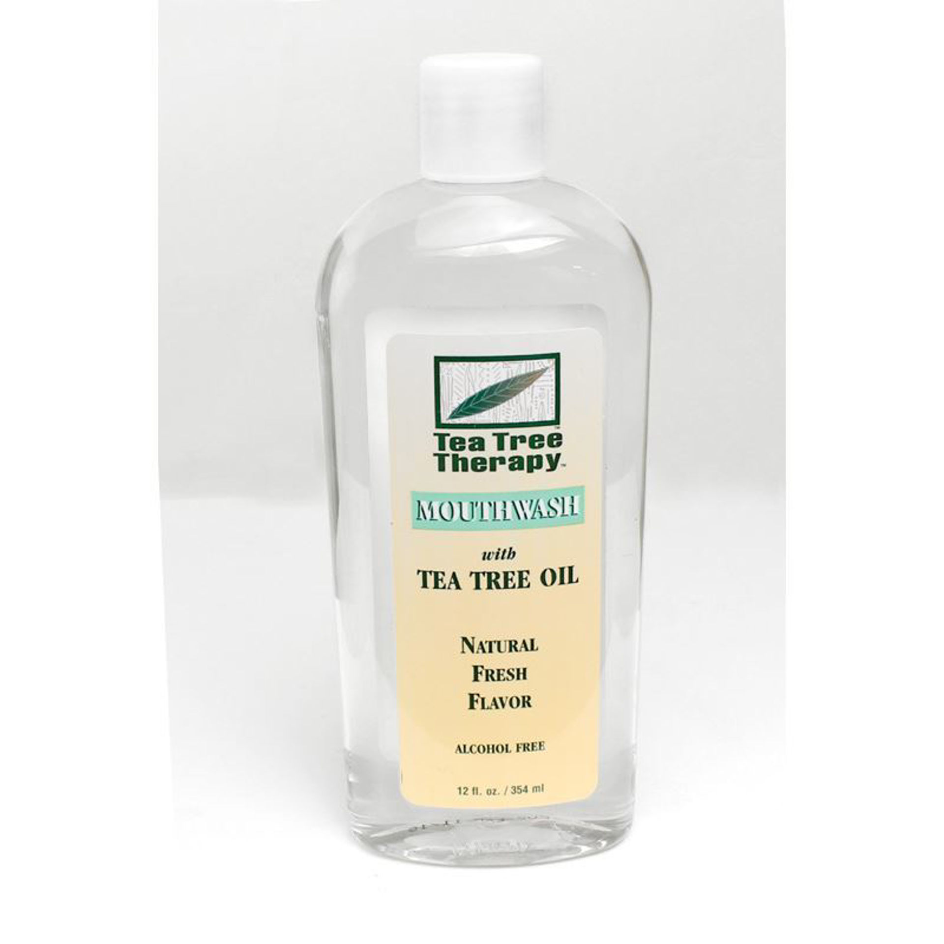 Picture of Natural Tea Tree Mouthwash - 12 oz.