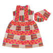 Picture of Pink Kente Children's Dress