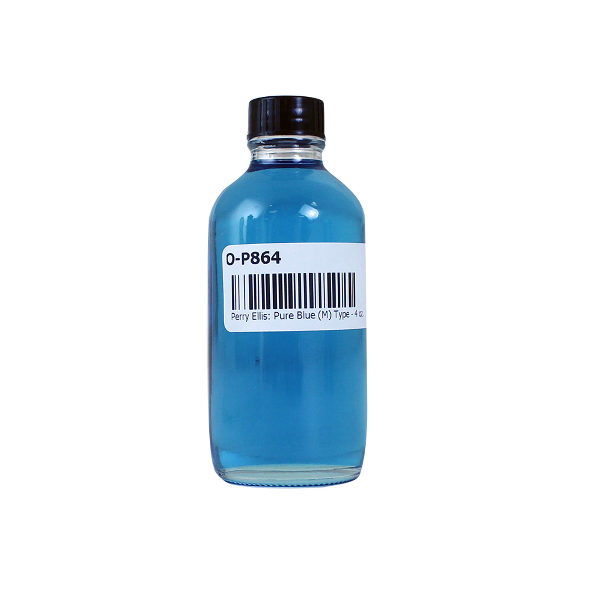 Picture of Perry Ellis: Pure Blue (M) Type - 4 oz.